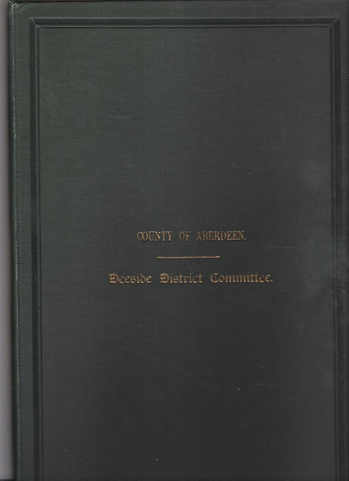 Image for Minutes and Proceedings of the Deeside District Council 1929 - 30.