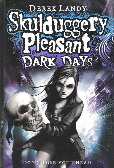 Image for Dark Days (Skulduggery Pleasant)