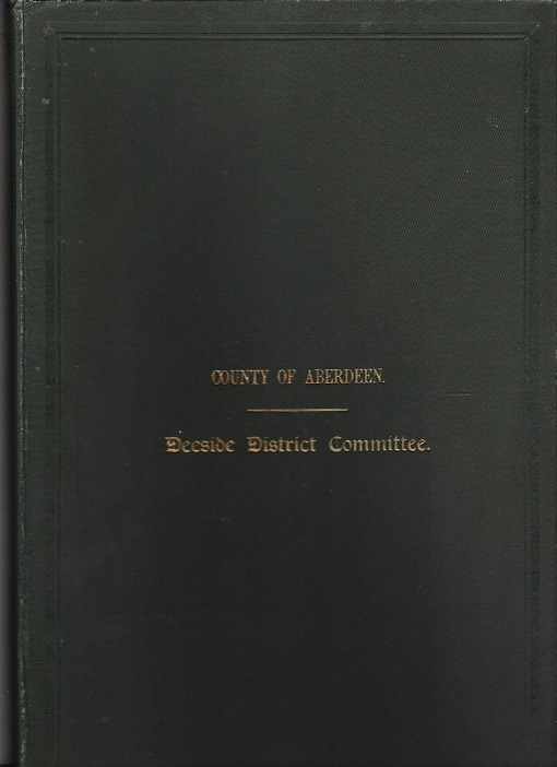 Image for Minutes and Proceedings of the Deeside District Council 1919-1920.