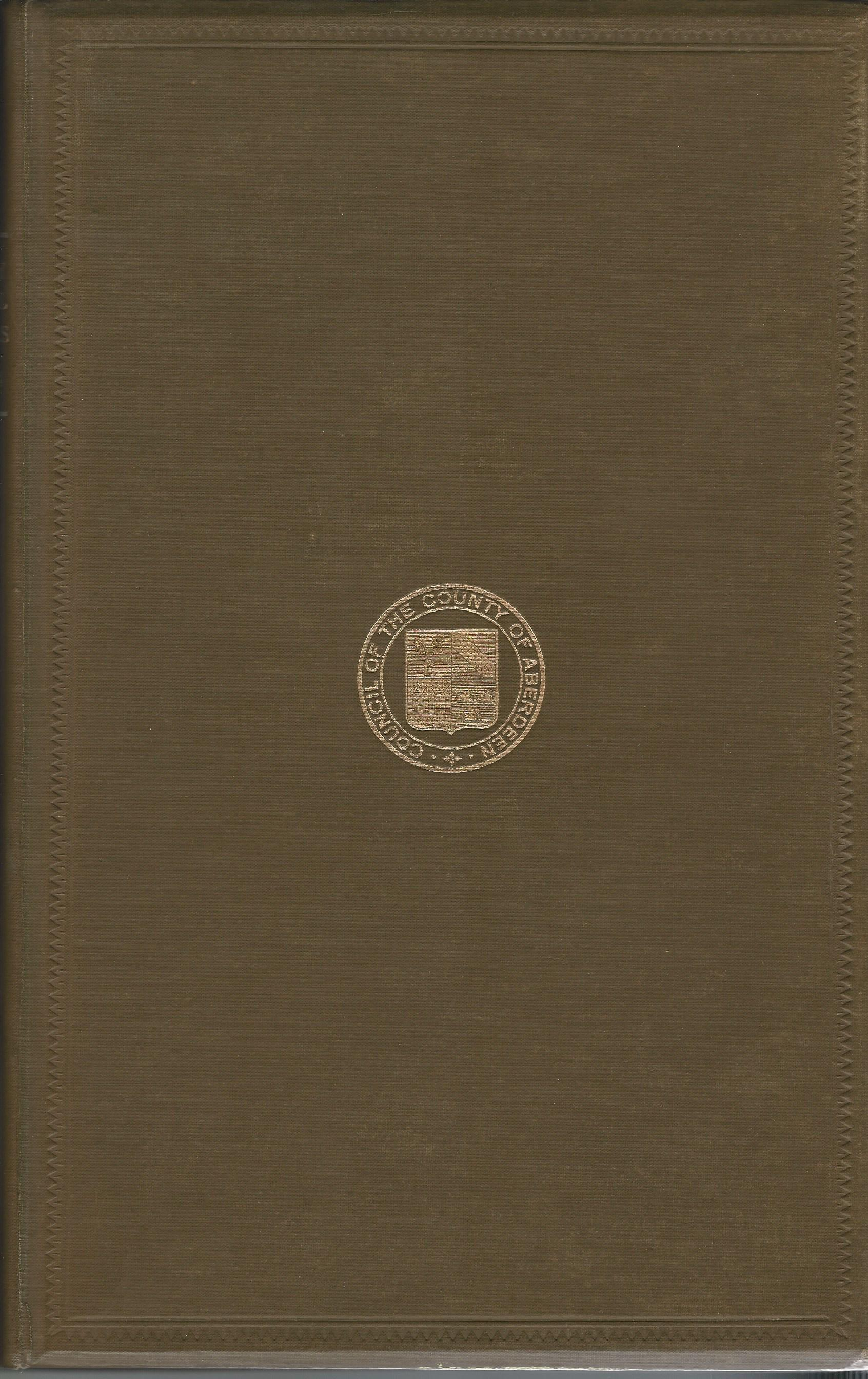 Image for Council of the County of Aberdeen Minutes and Proceedings 1893 - 94