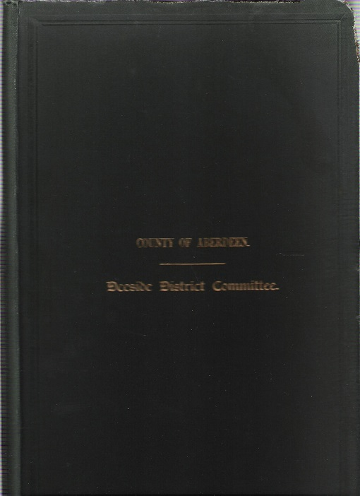 Image for Minutes and Proceedings of the Deeside District Council 1918 - 19