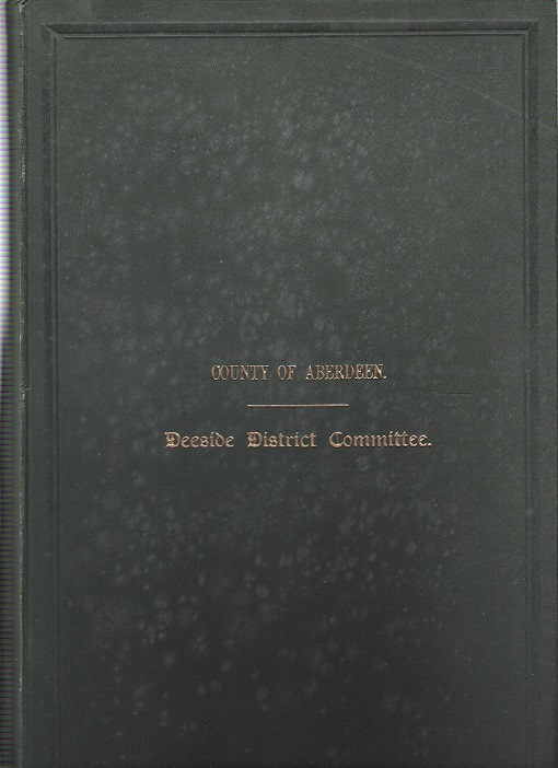 Image for Minutes and Proceedings of the Deeside District Council 1927 -28