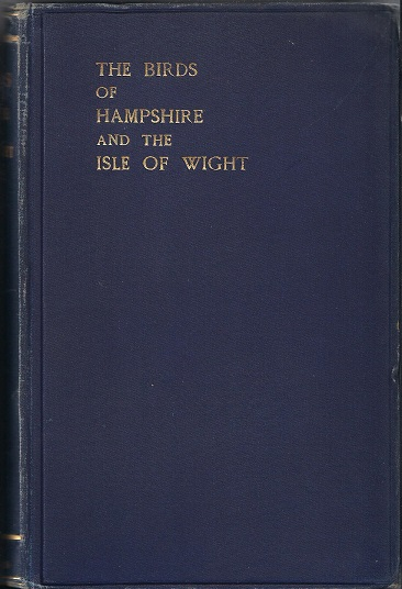 Image for The Birds of Hampshire and the Isle of Wight