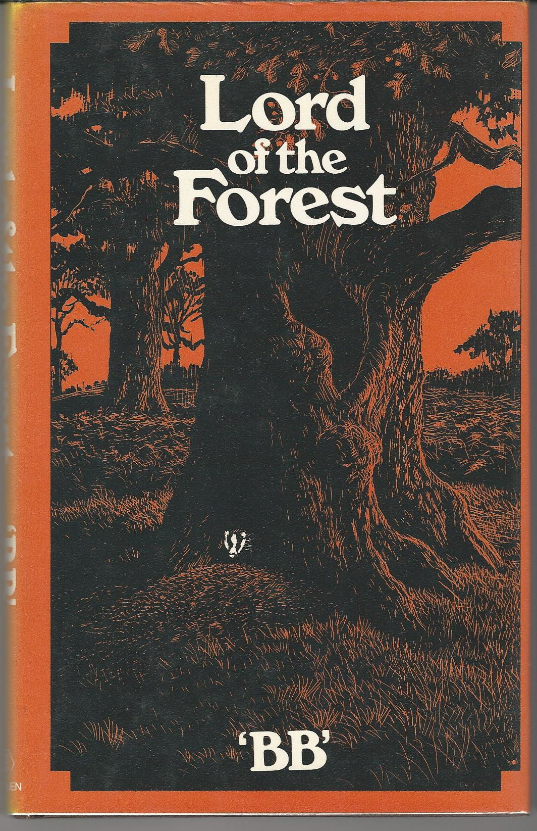 Image for Lord of the Forest.