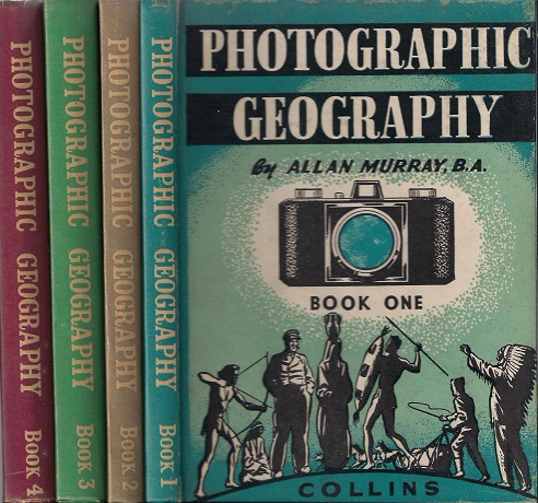Image for Photographic Geography, Four Volumes.