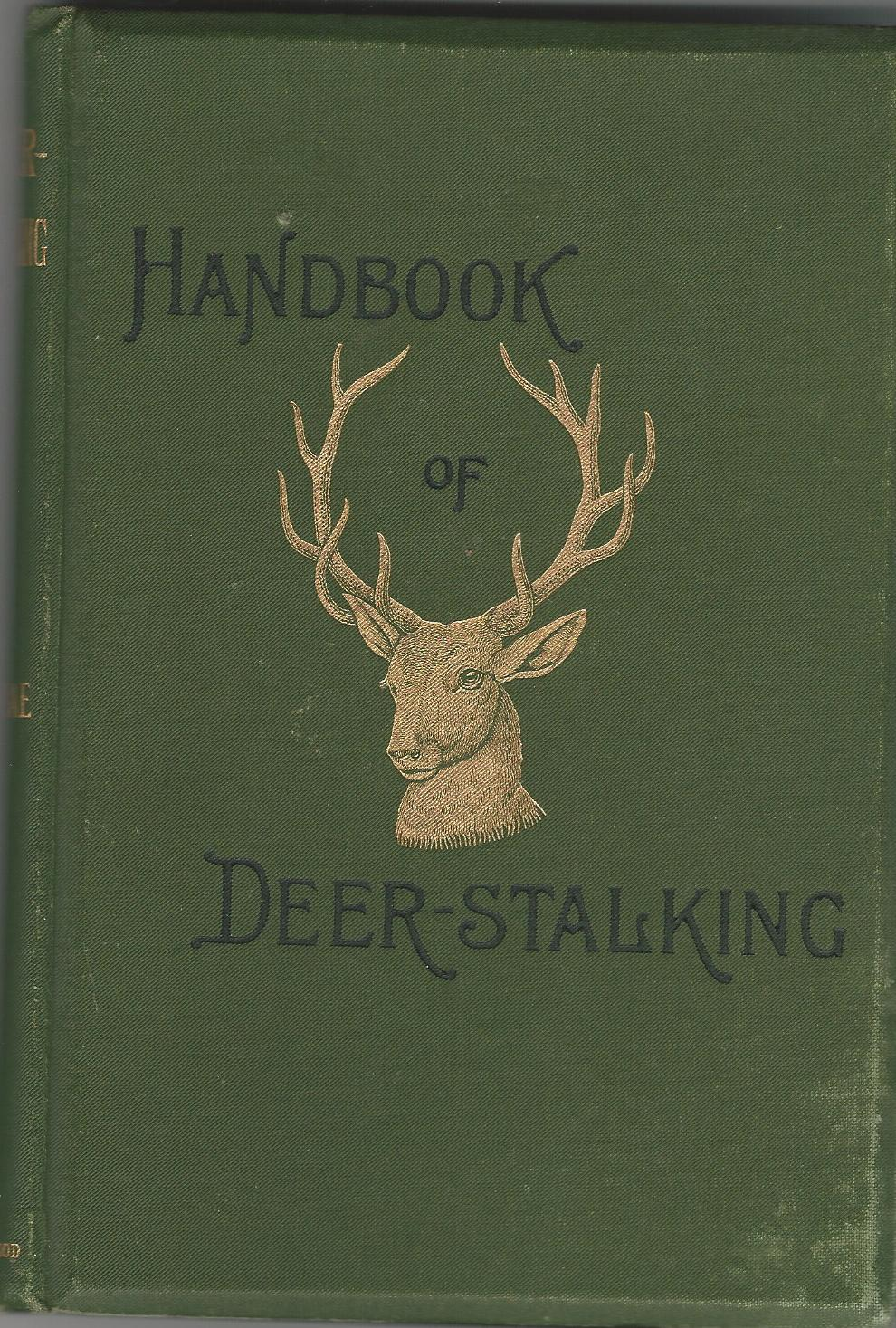 Image for Handbook of Deer-Stalking