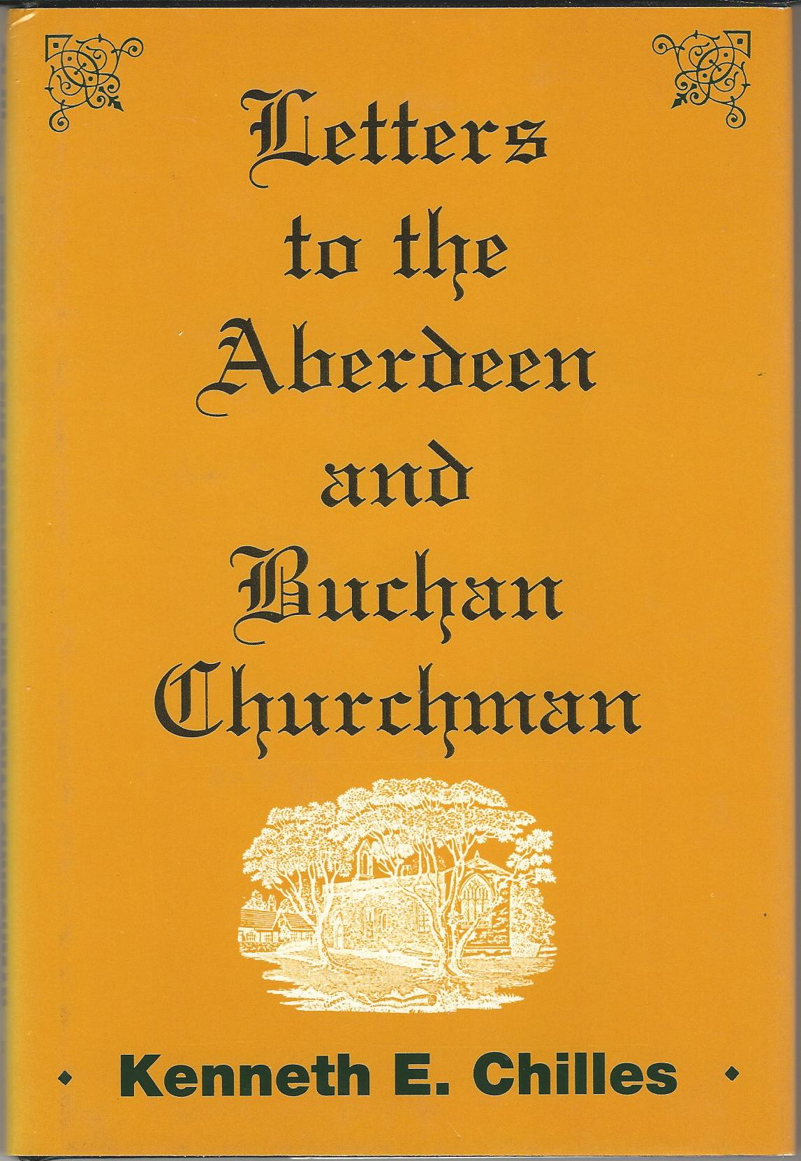 Image for Letters to the Aberdeen and Buchan Churchman
