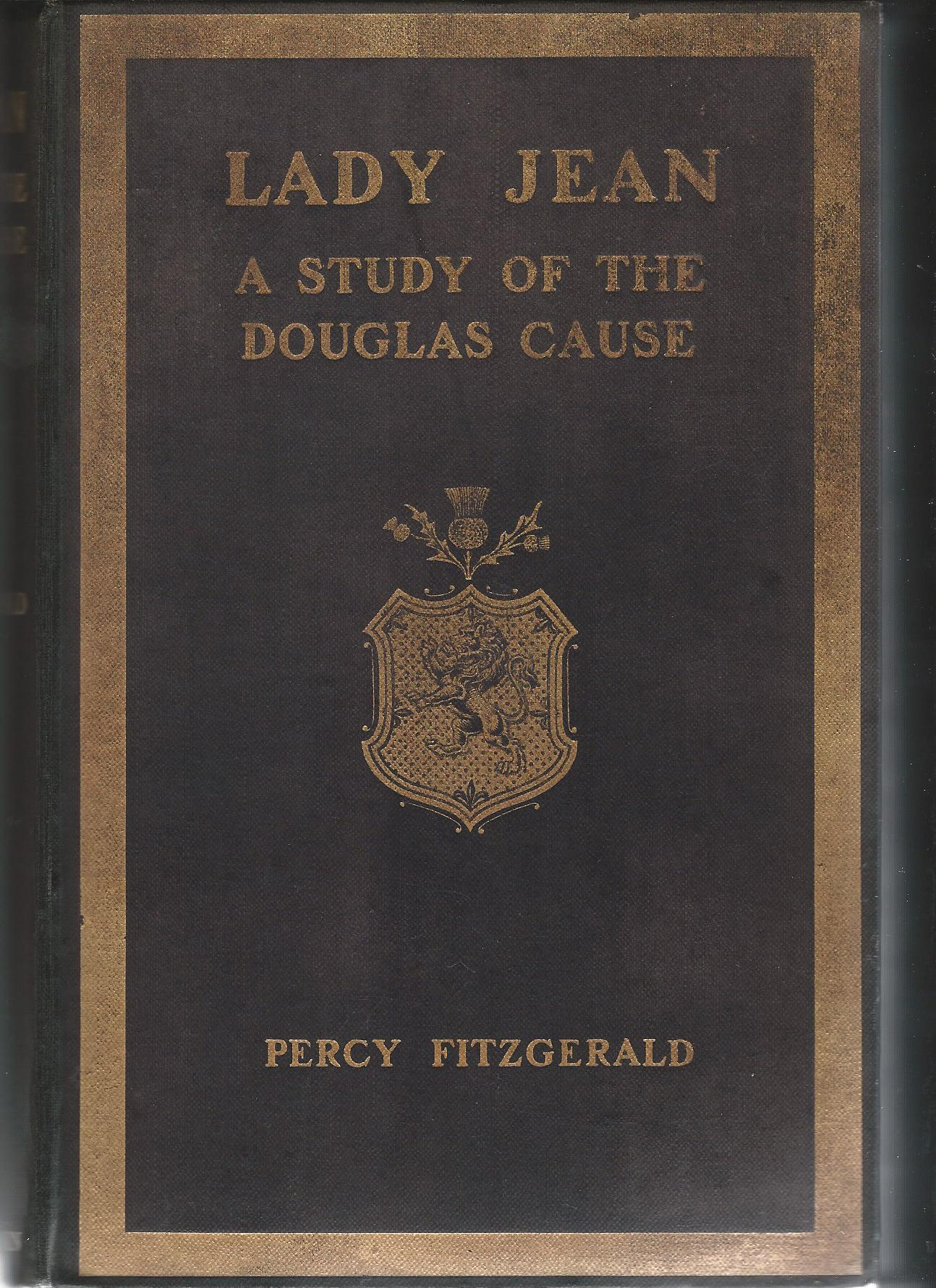 Image for Lady Jean: A Study of the Douglas Cause.