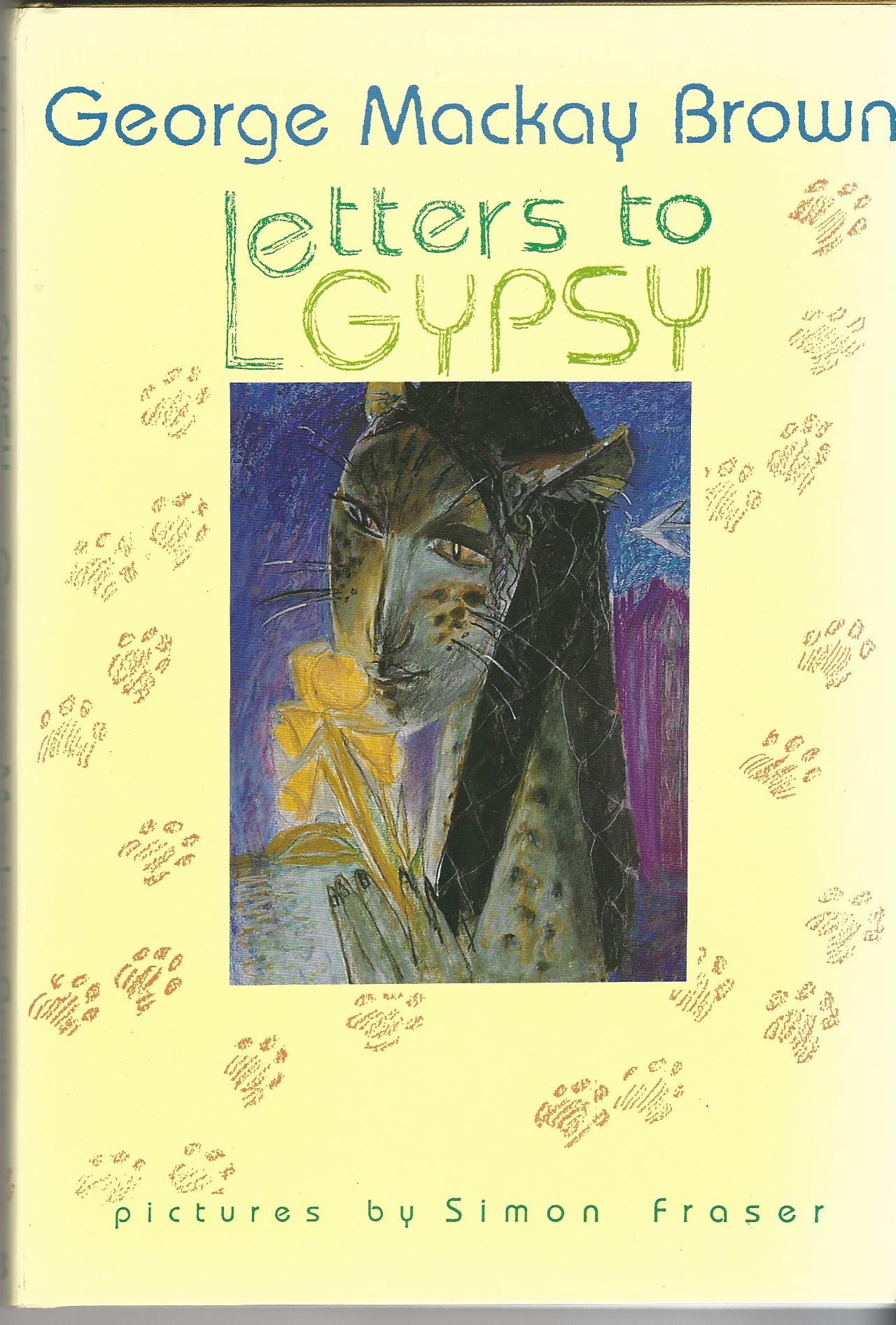 Image for Letters to Gypsy