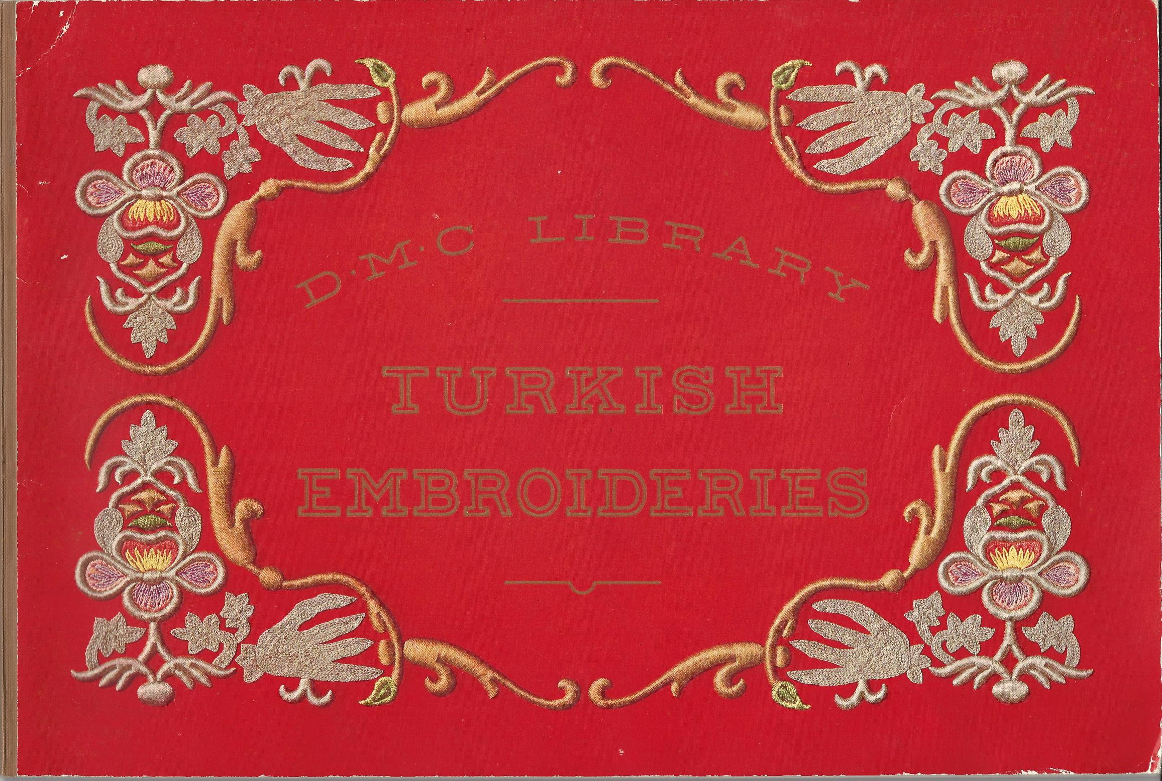 Image for Turkish Embroideries.