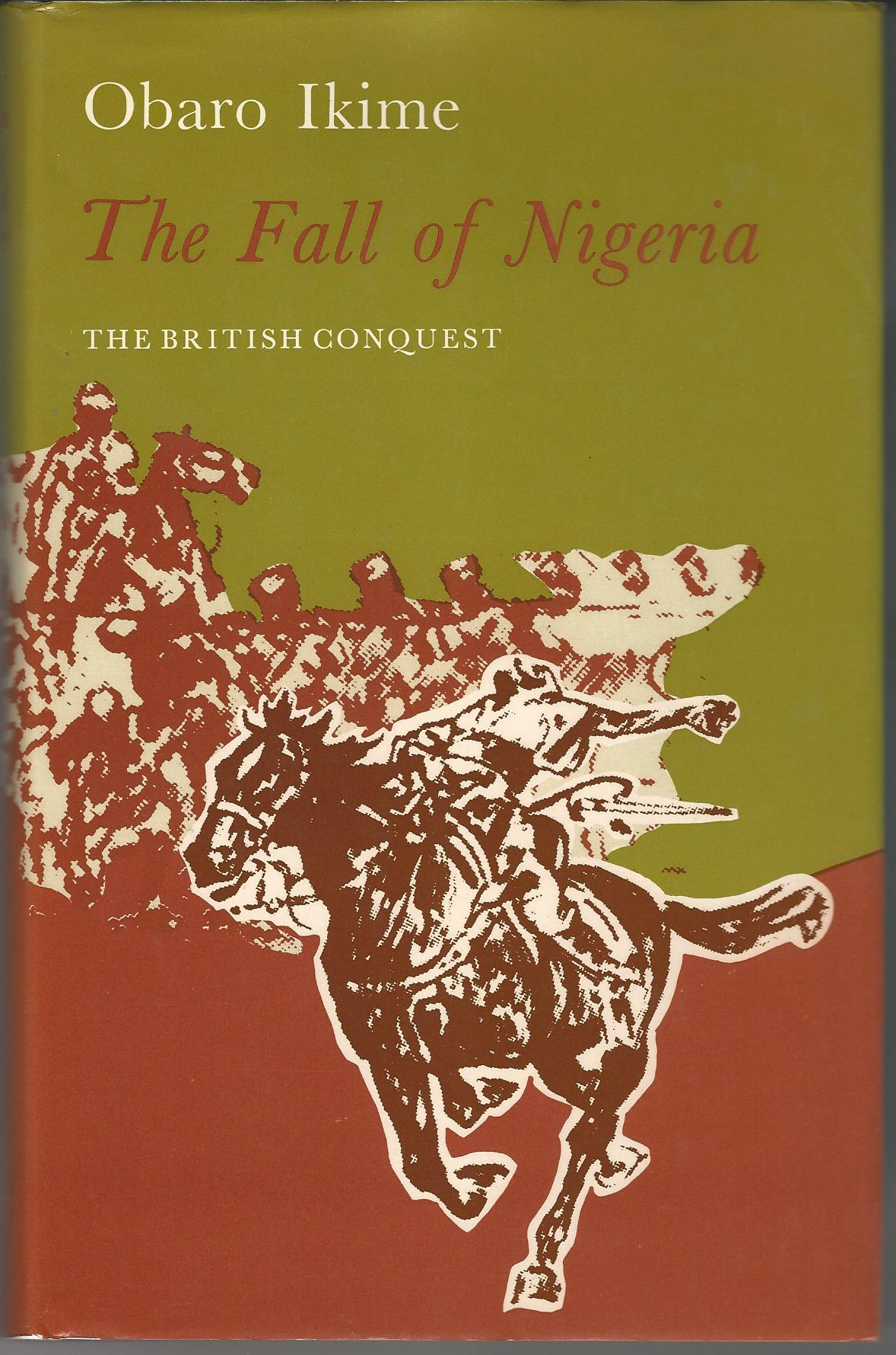 Image for Fall of Nigeria: The British Conquest