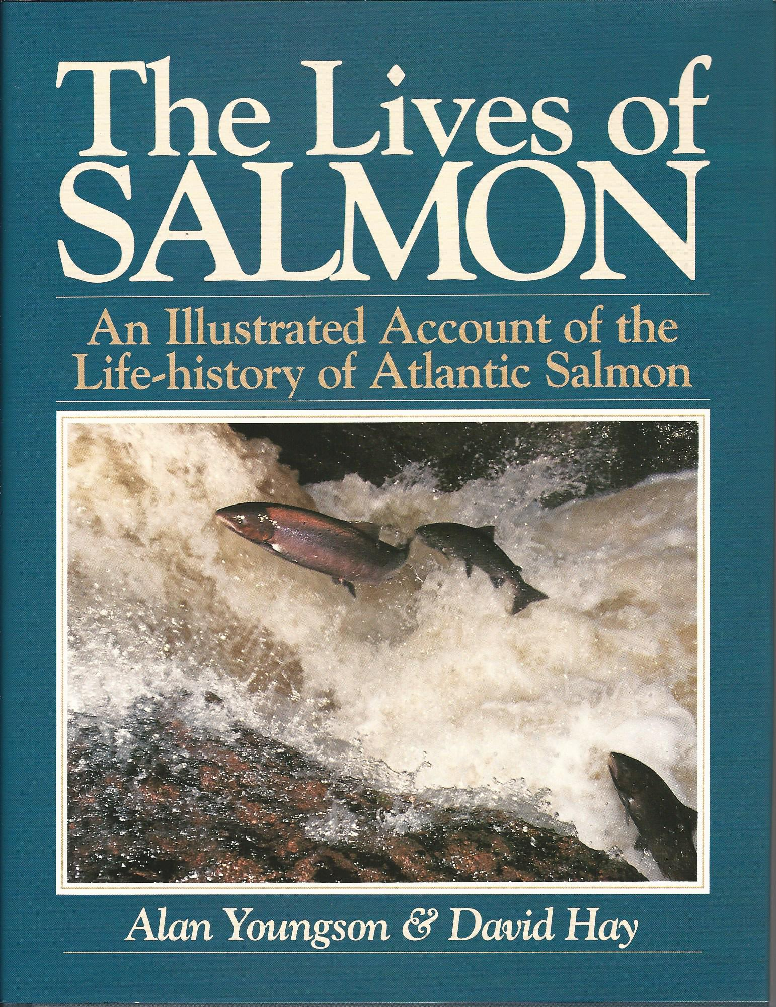 Image for The Lives of Salmon: An Illustrated Life-History of Atlandtic Salmon.