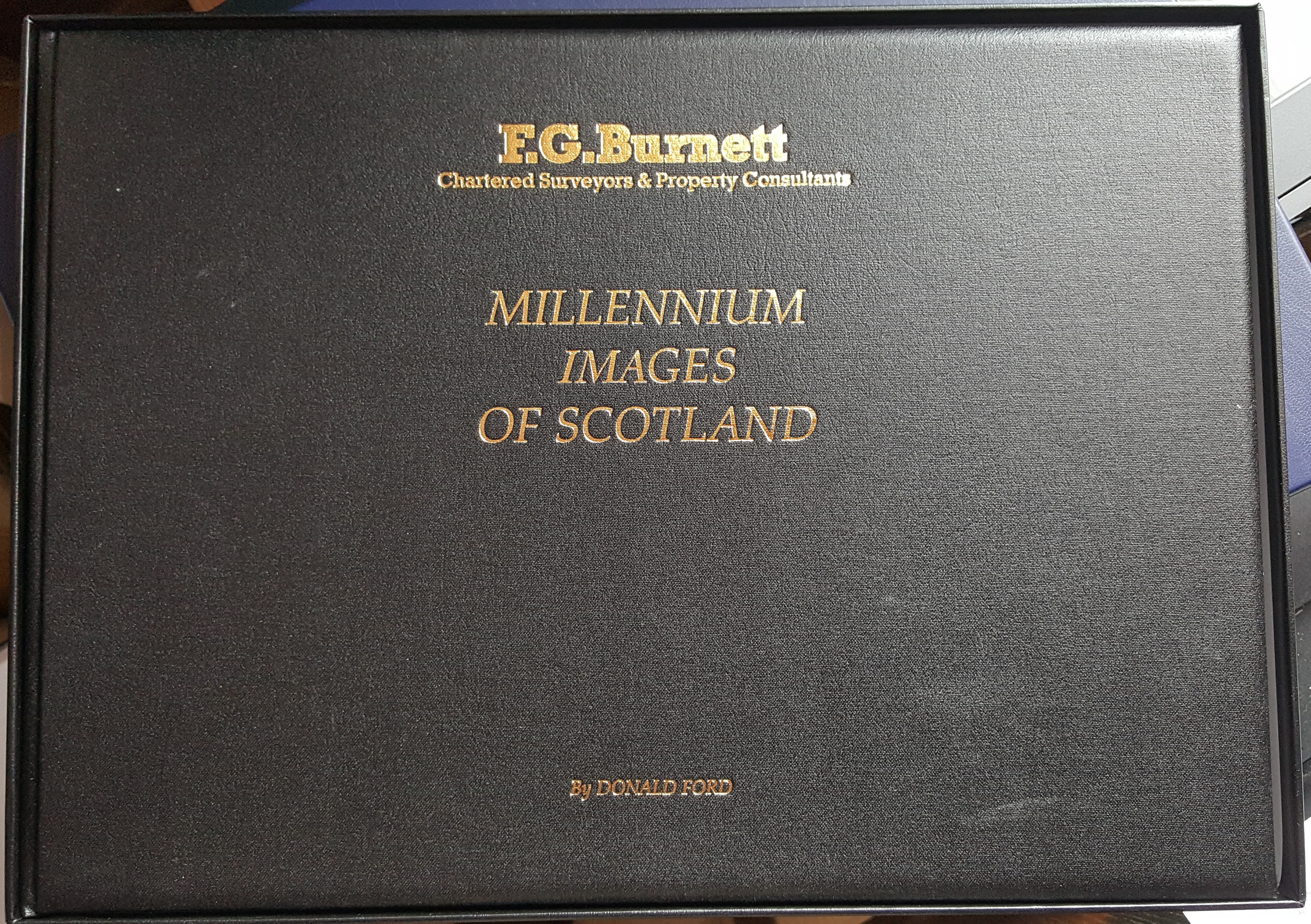 Image for Millennium Images of Scotland