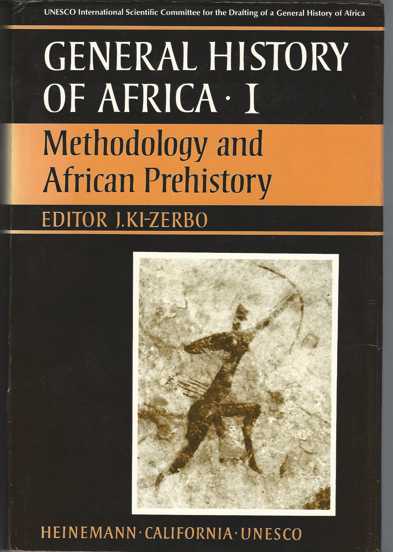 Image for General History of Africa I: Methodology and African Prehistory.
