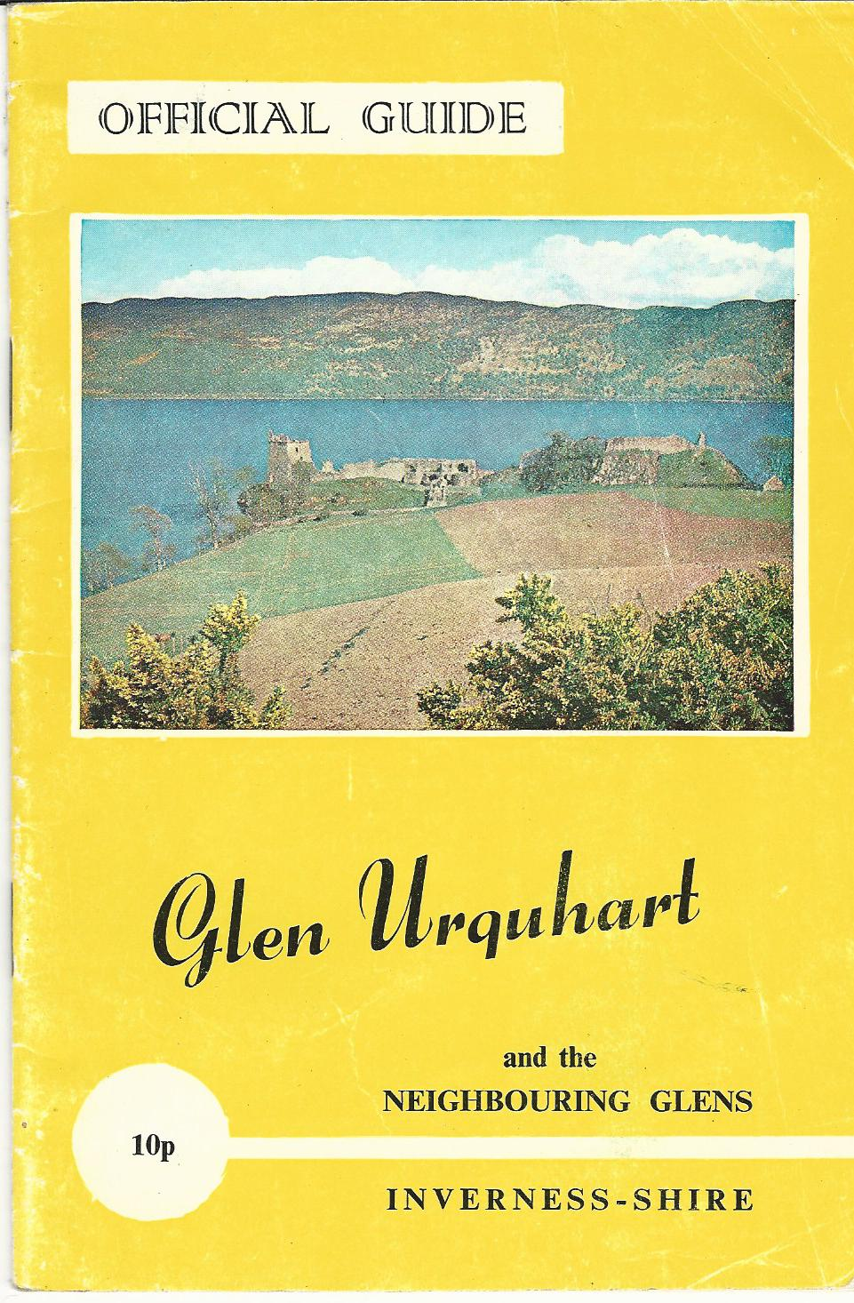 Image for Glen Urquhart and the Neighbouring Glens.