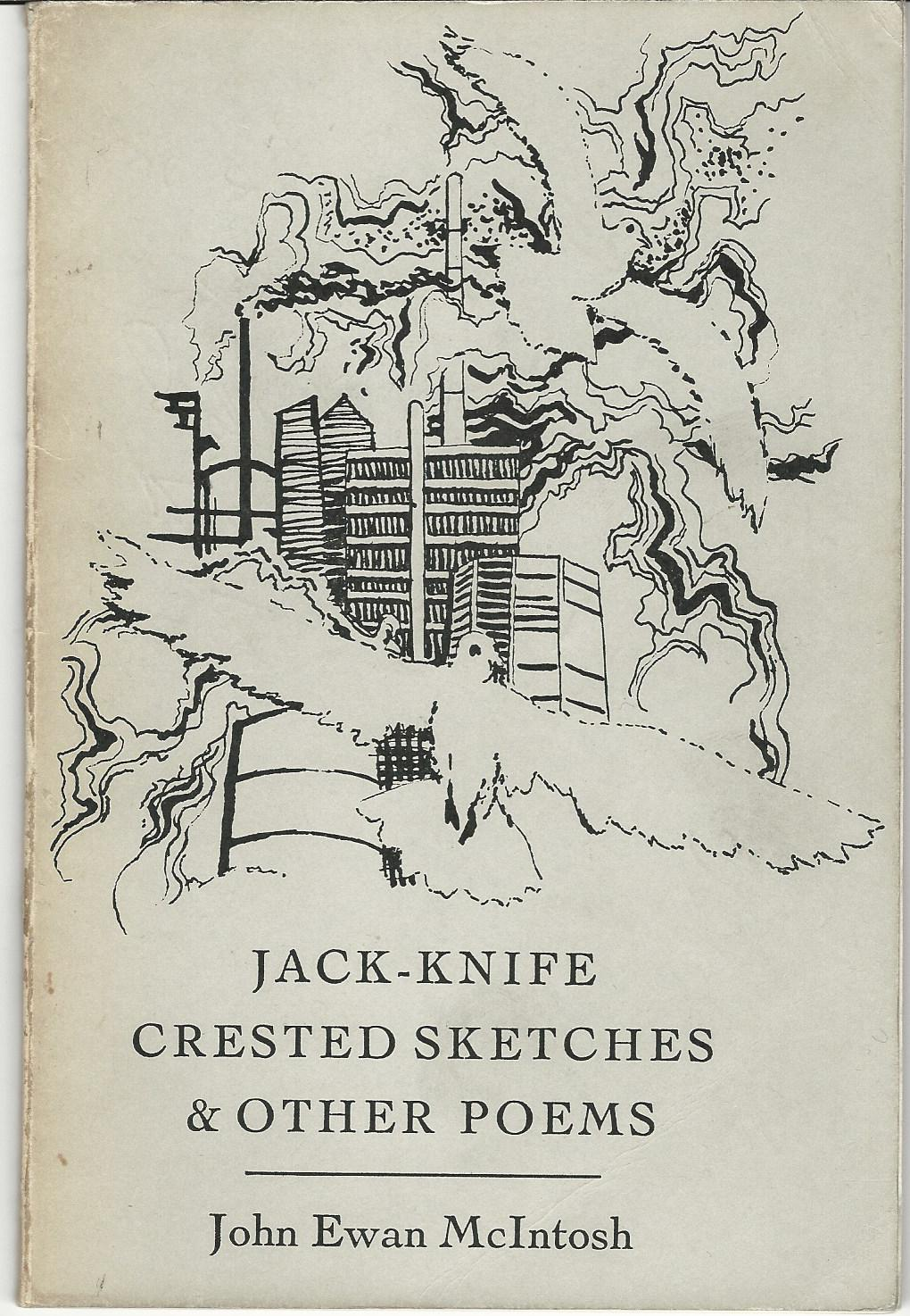 Image for Jack-Knife Crested Sketches & Other Poems.