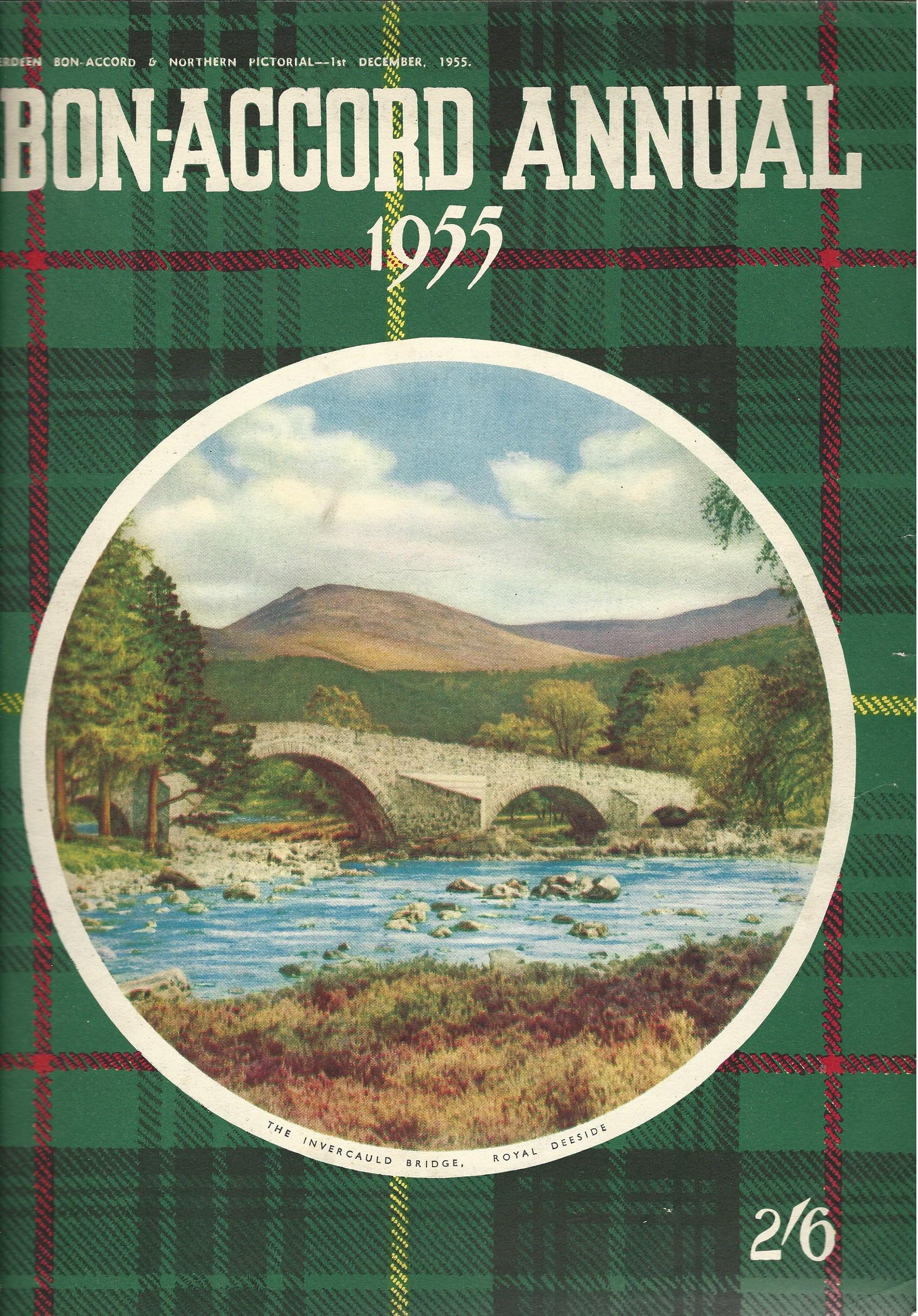 Image for Bon-Accord Annual 1955.