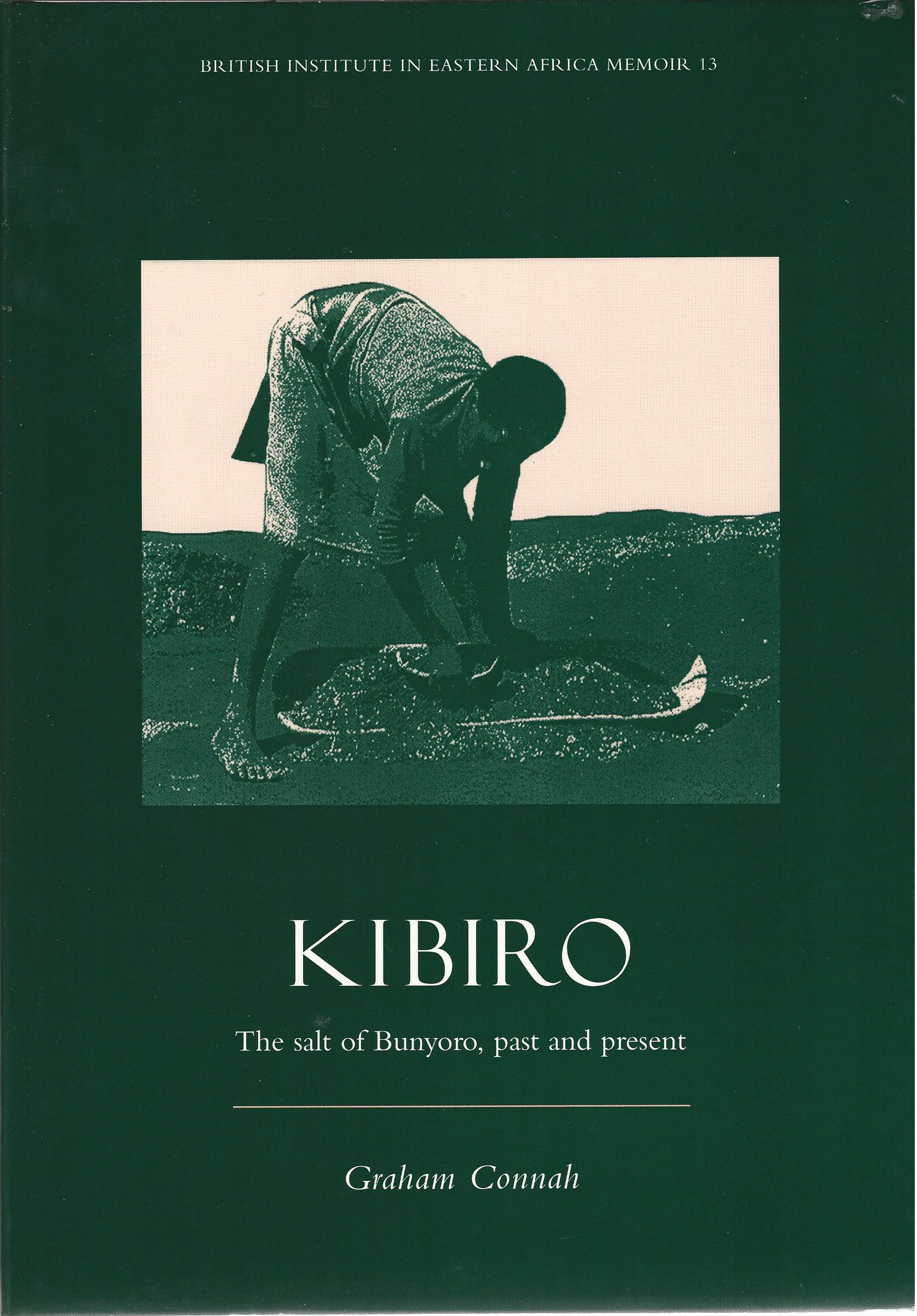 Image for Kibiro: The Salt of Bunyoro, Past and Present.