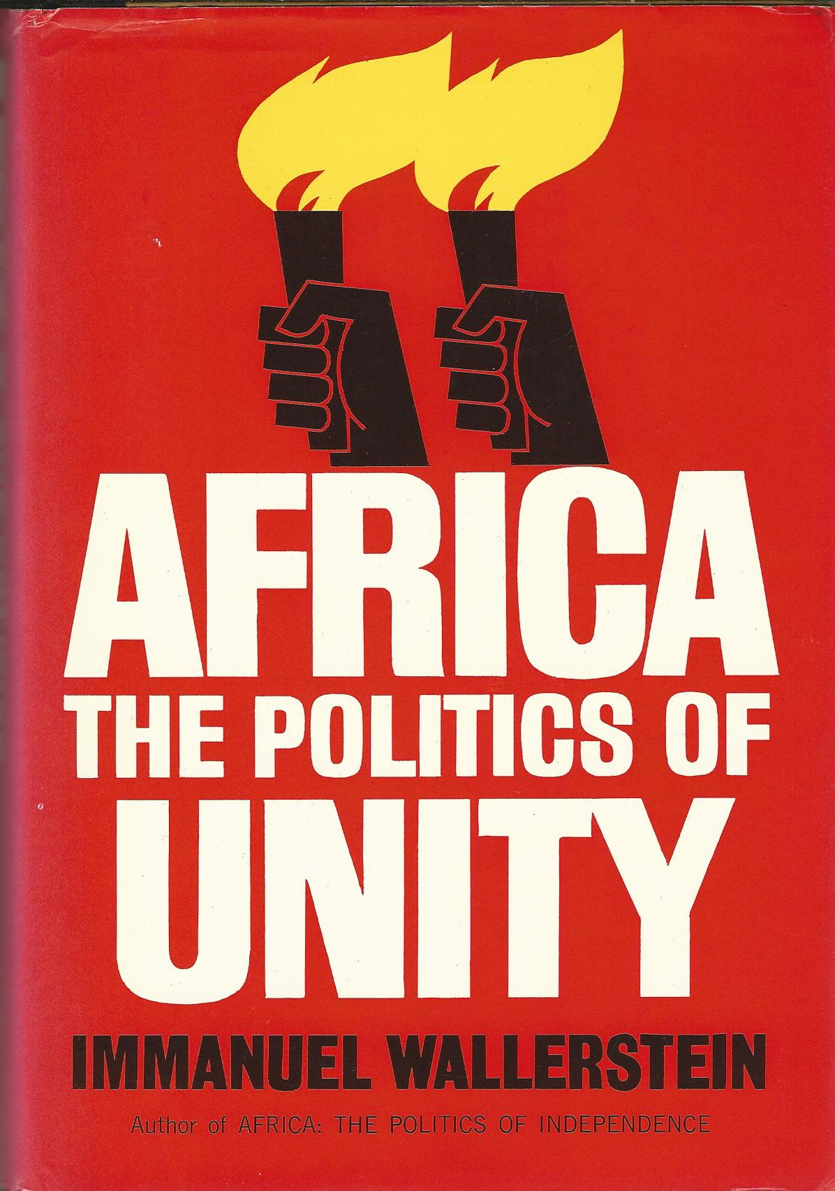 Image for Africa: The Politics of Unity.