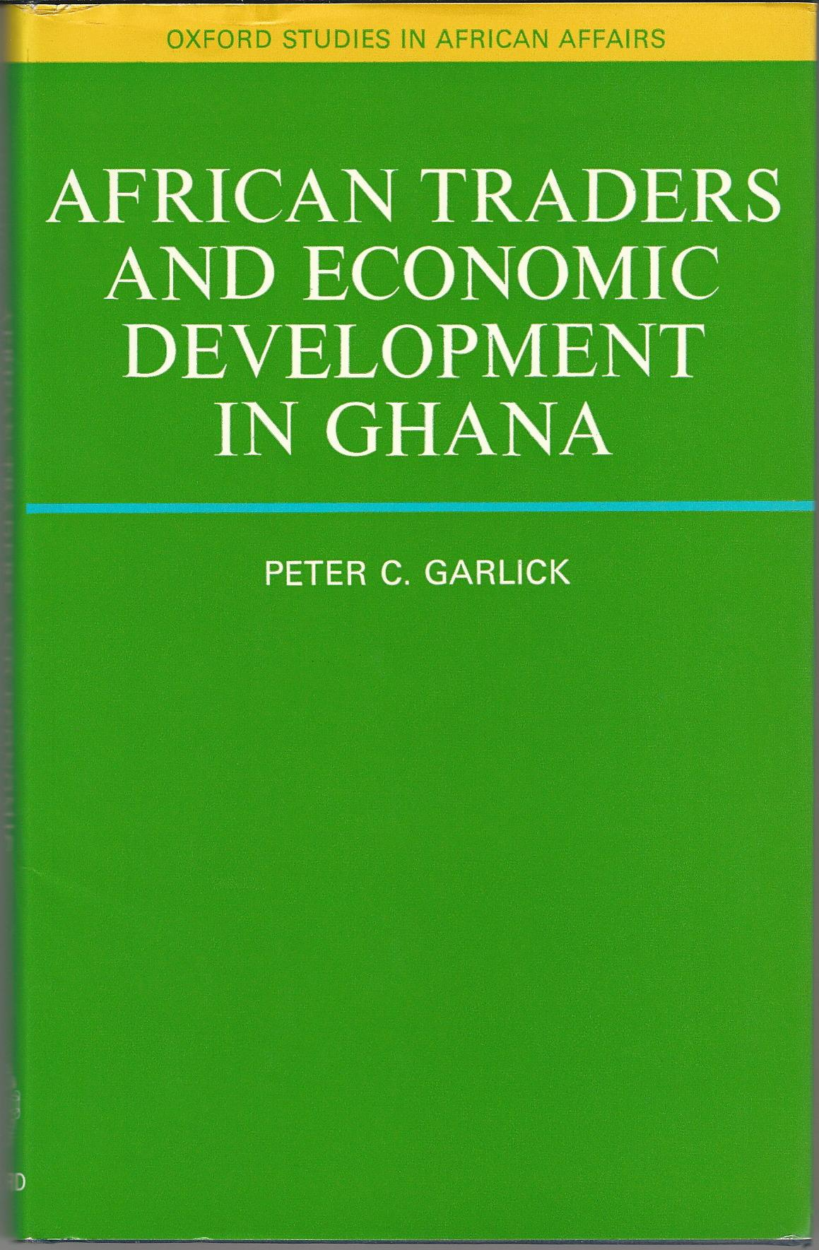 Image for African Traders and Economic Development in Ghana