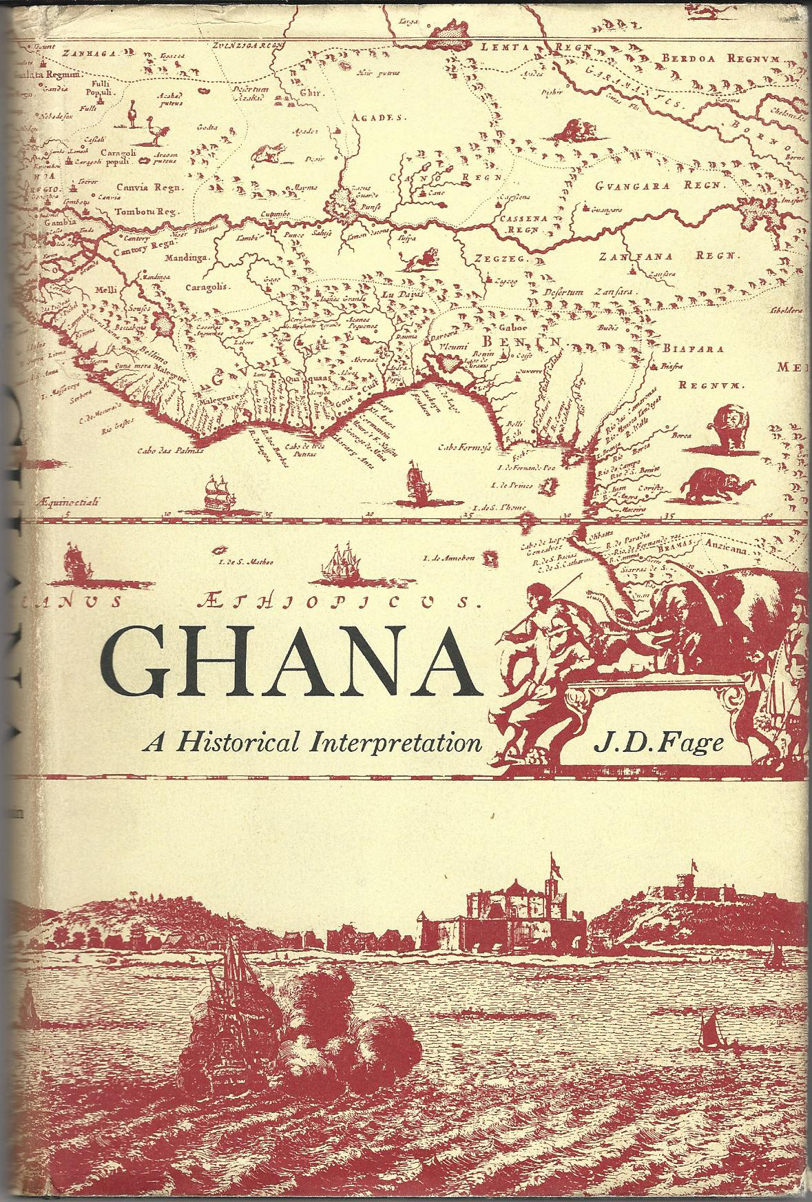 Image for Ghana: A Historical Interpretation.
