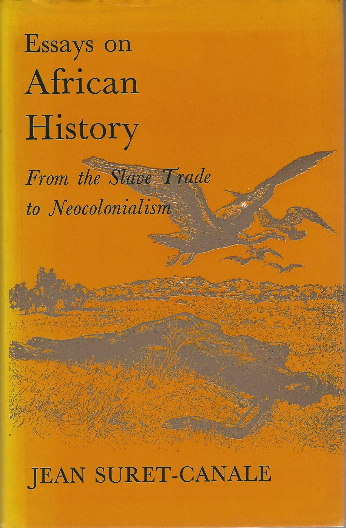 Image for Essays on African History: From the Slave Trade to Neocolonialism.