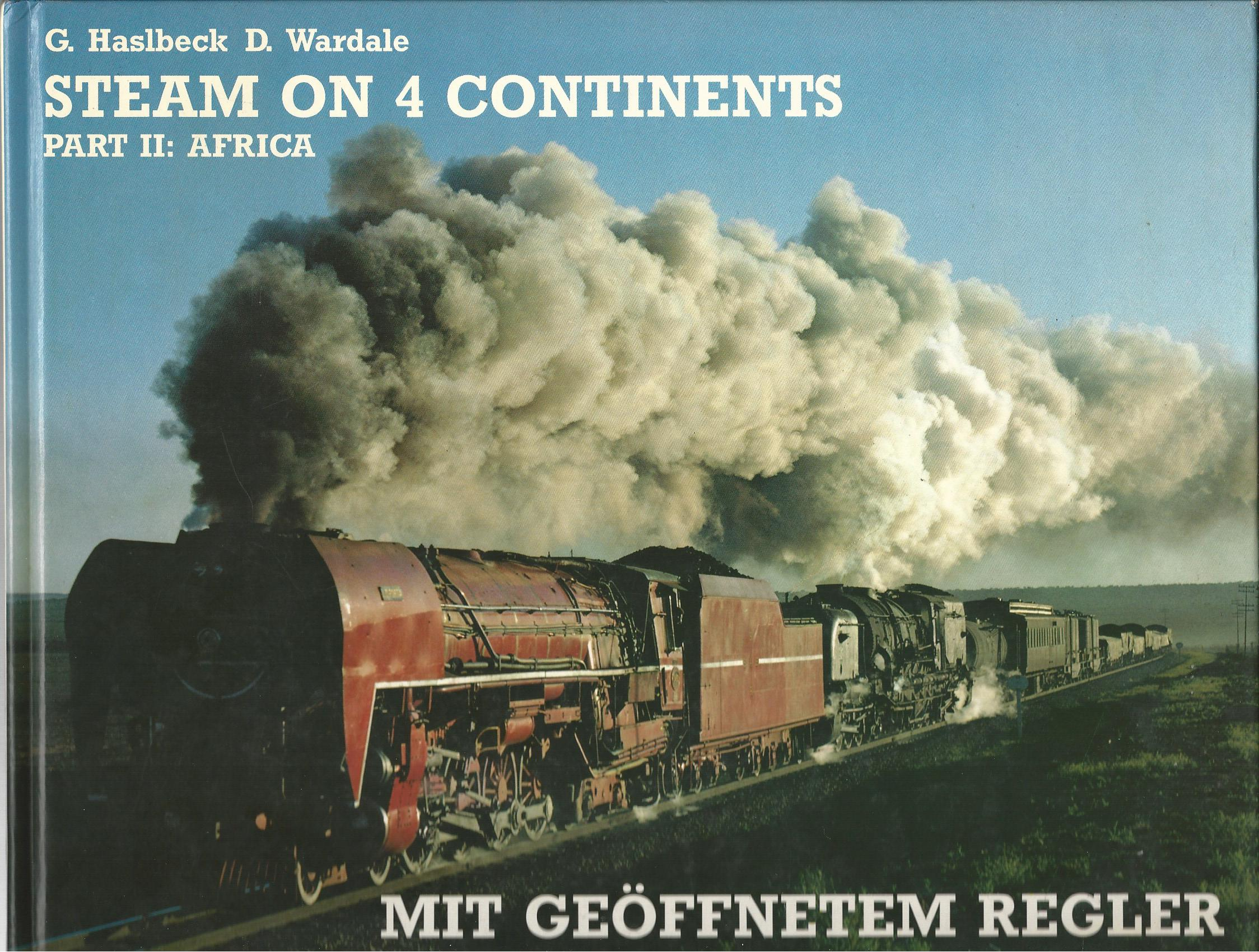 Image for Steam on 4 Continents Part II - Africa
