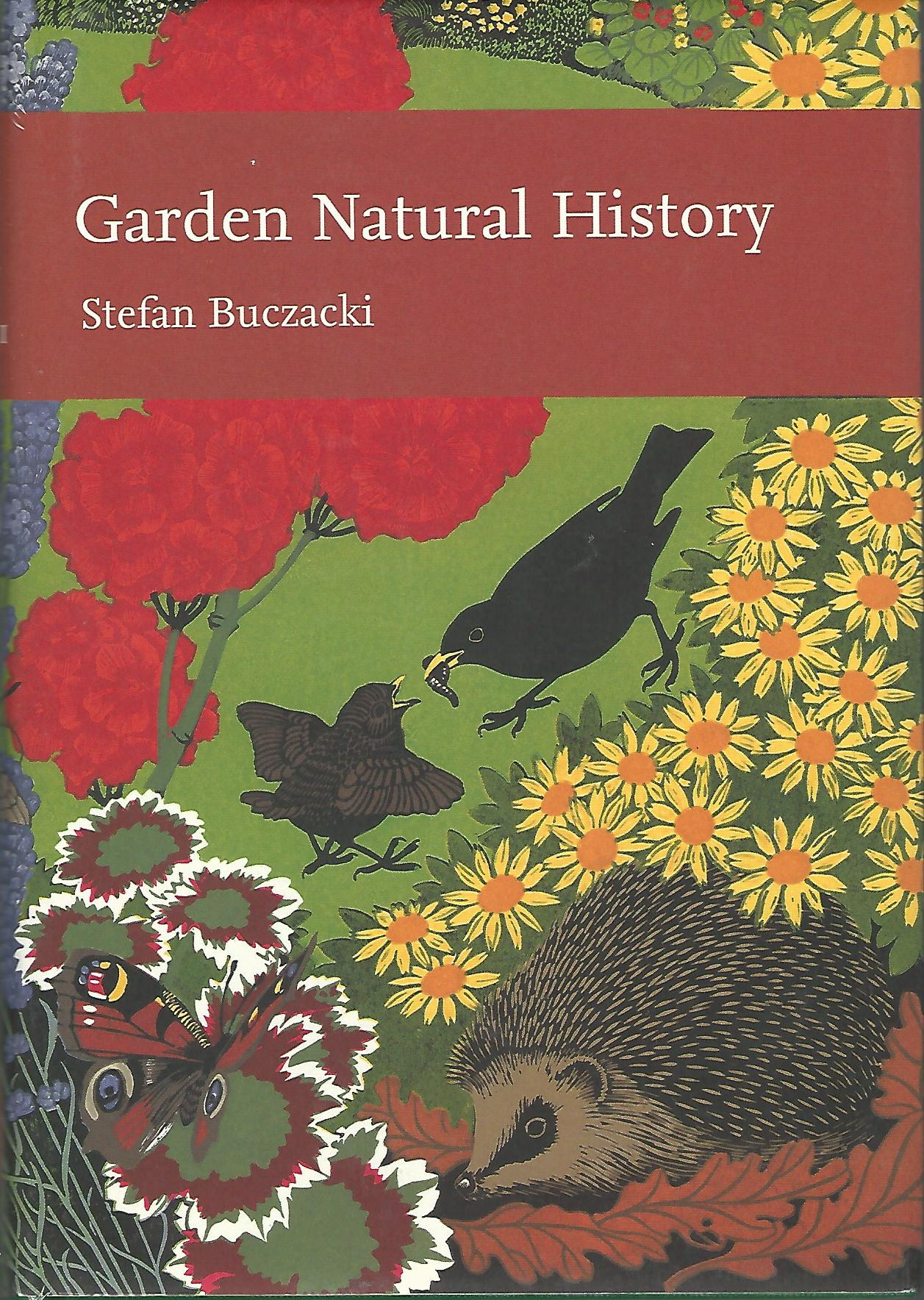 Image for Garden Natural History (Collins New Naturalist)