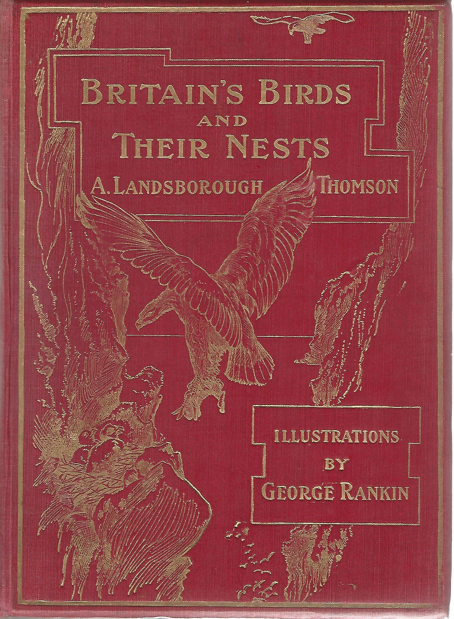Image for Britian's Birds and Their Nests
