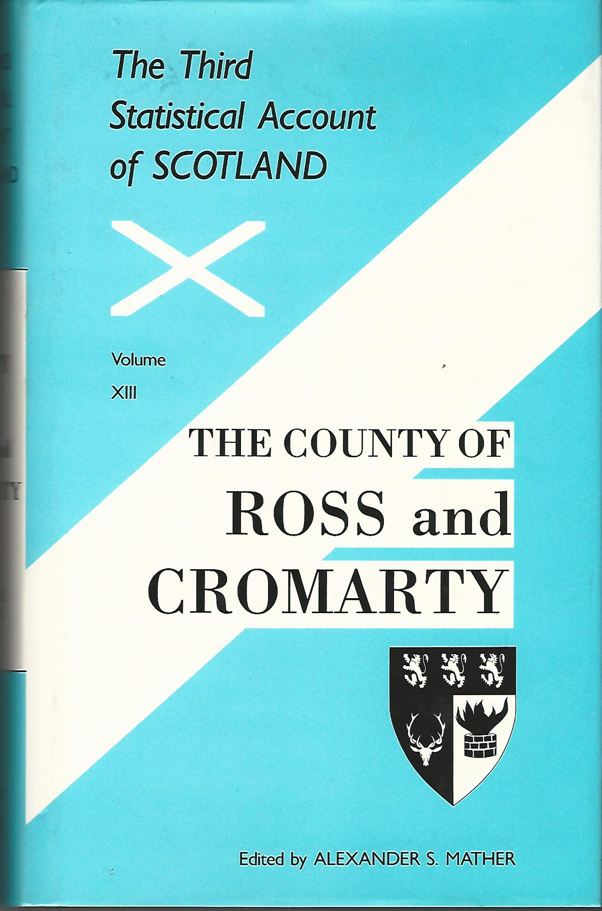 Image for County of Ross and Cromarty (Third Statistical Account of Scotland)