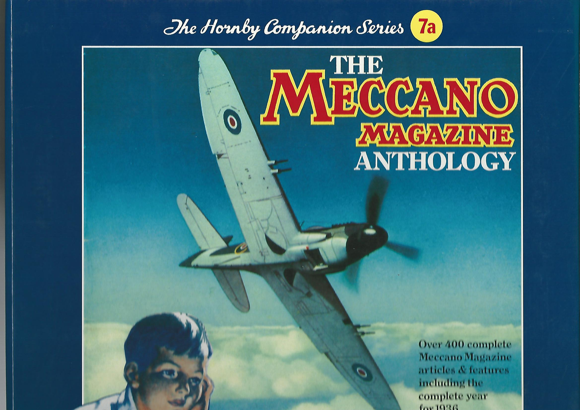 Image for Meccano Magazine Anthology - The Hornby Companion Series 7a.