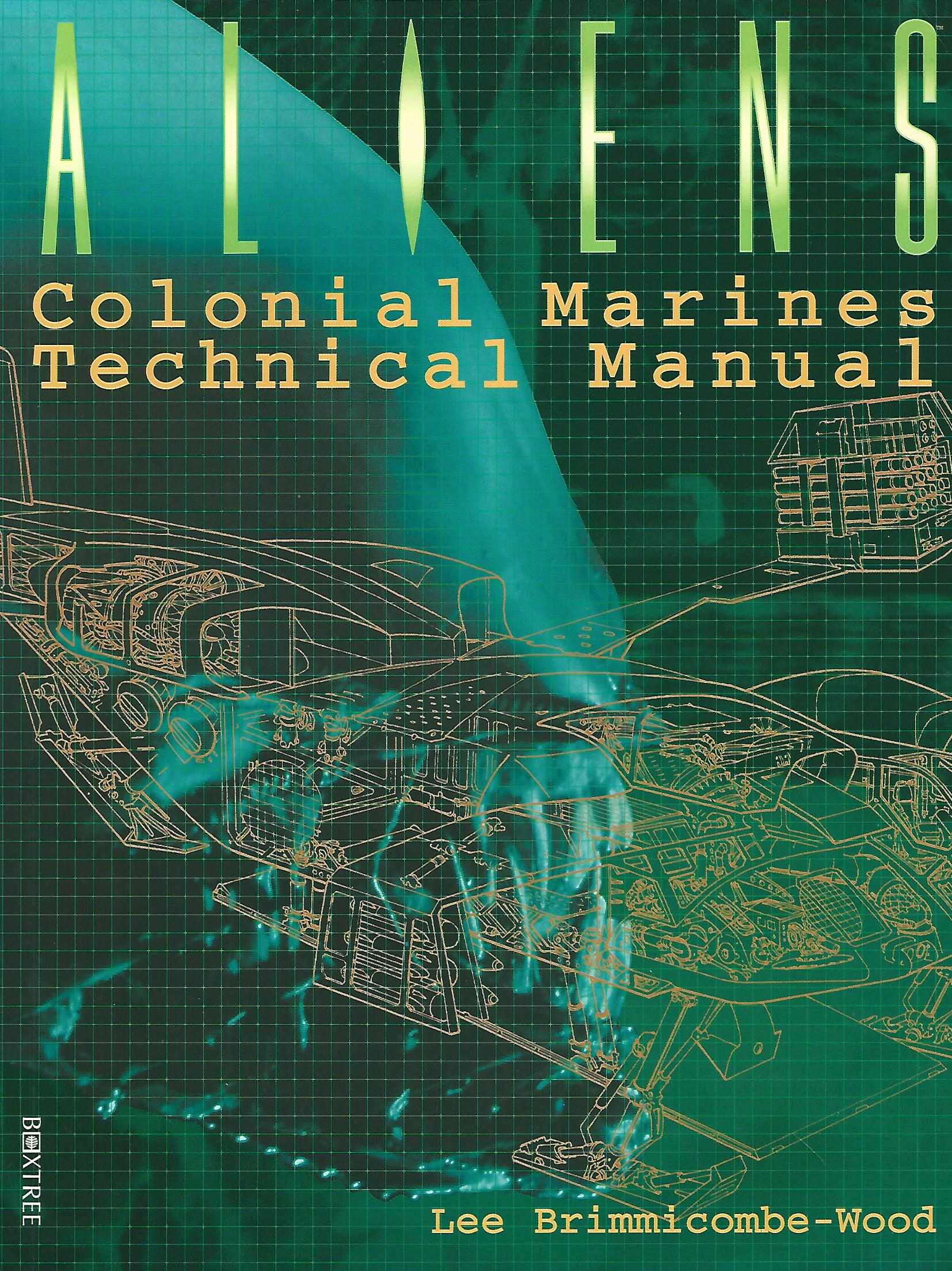 Image for Aliens: Colonial Marines Technical Manual
