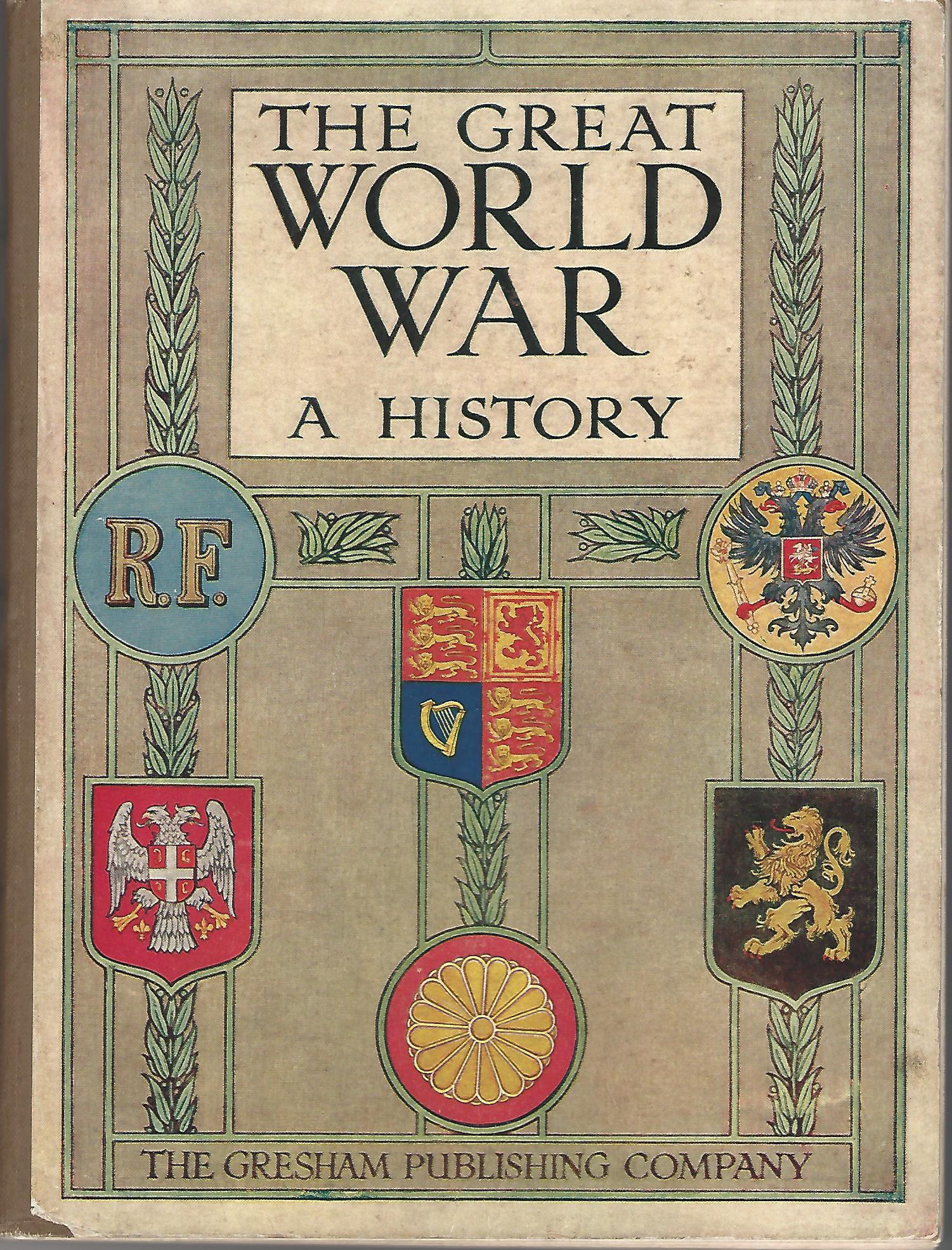 Image for The Great World War: A History Part II
