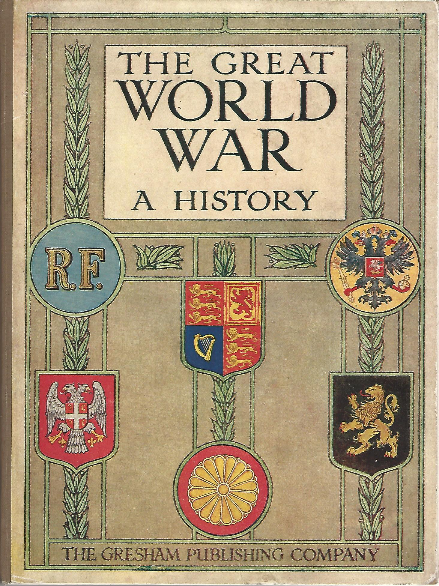 Image for The Great World War: A History Part III