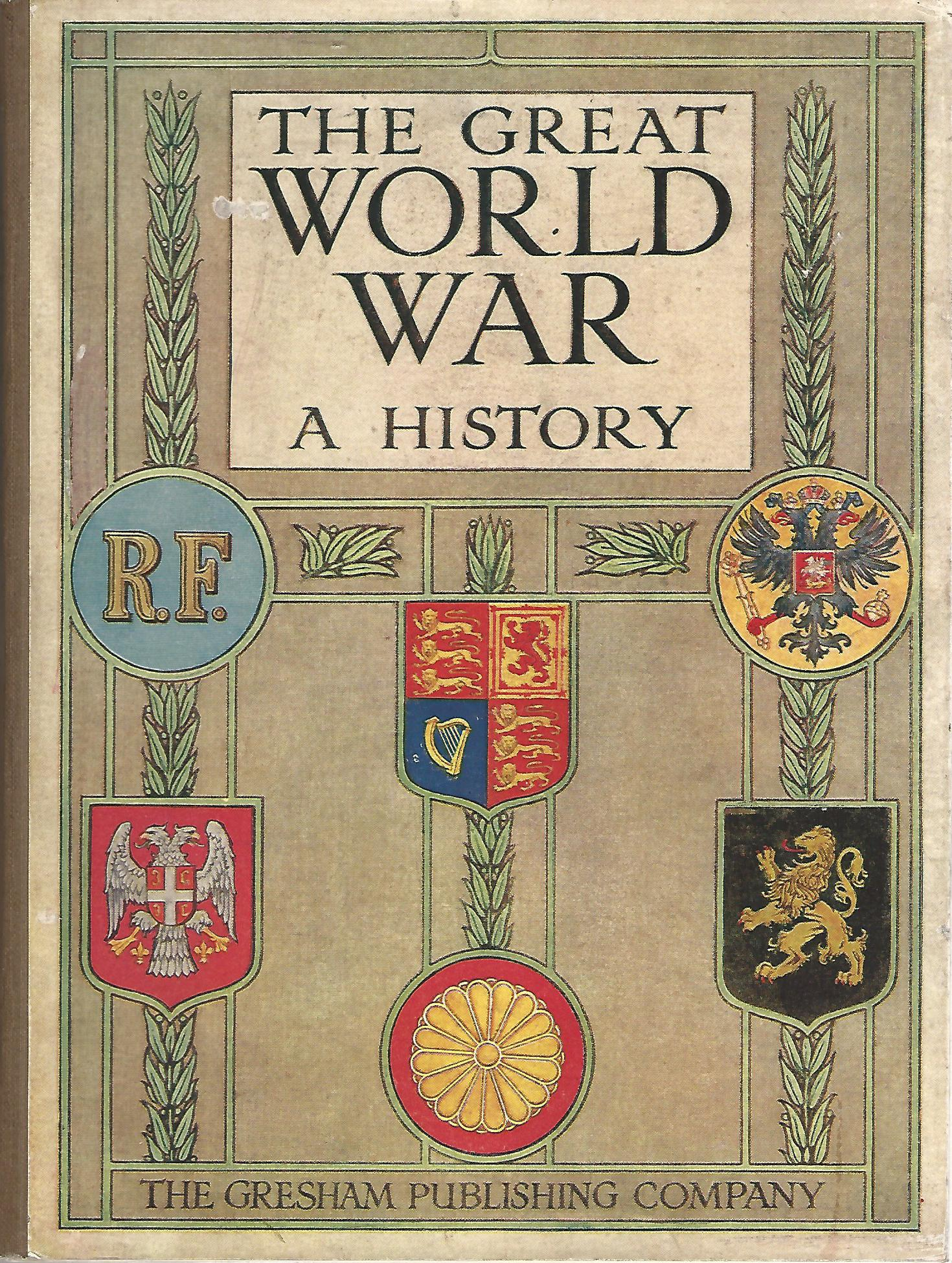Image for The Great World War: A History Part V.