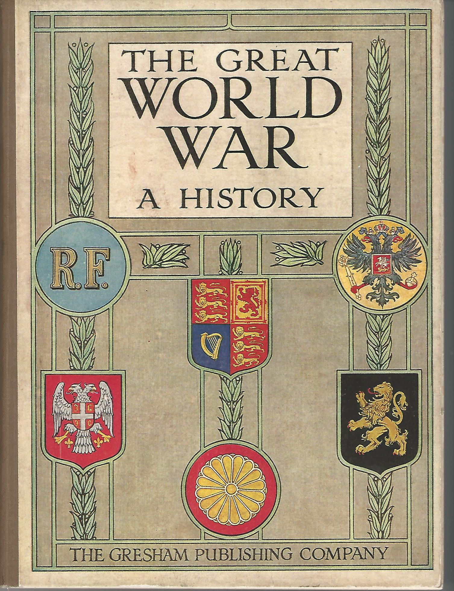 Image for The Great World War: A History Part IV.