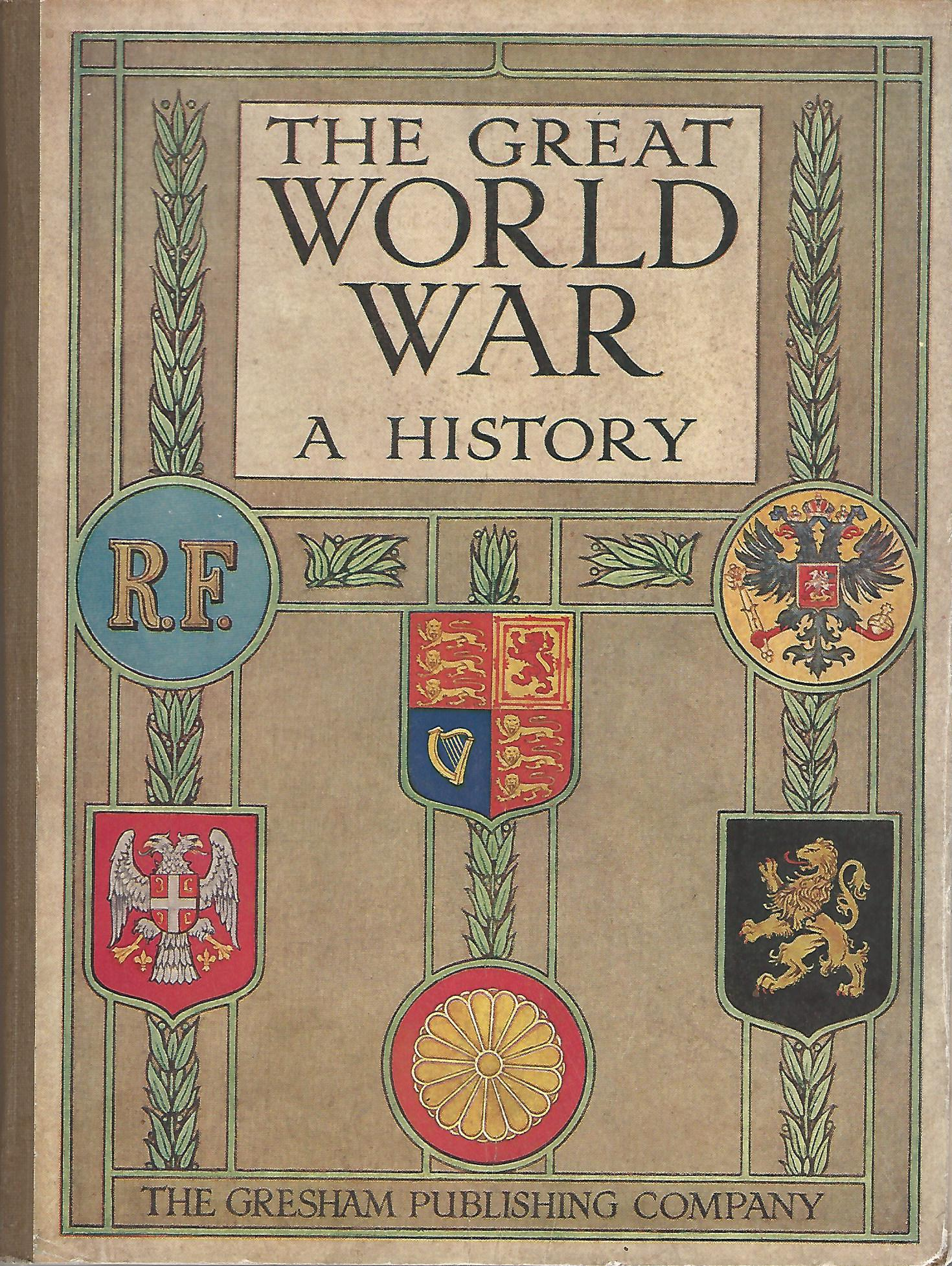 Image for The Great World War: A History Part VIII