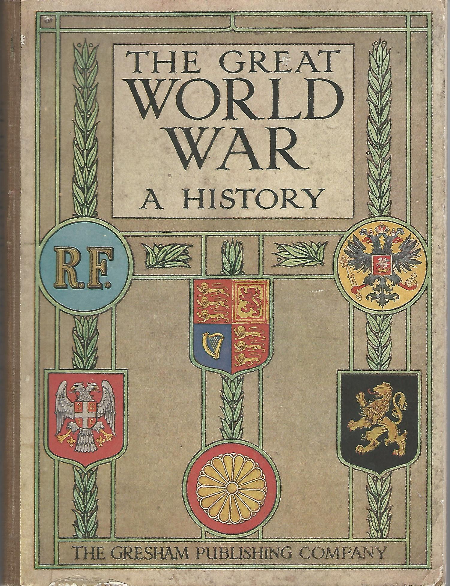 Image for The Great World War: A History Part IX