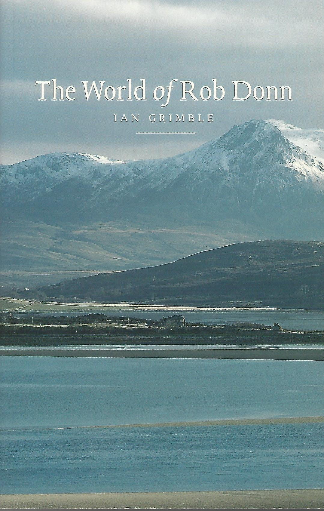 Image for The World of Rob Donn.