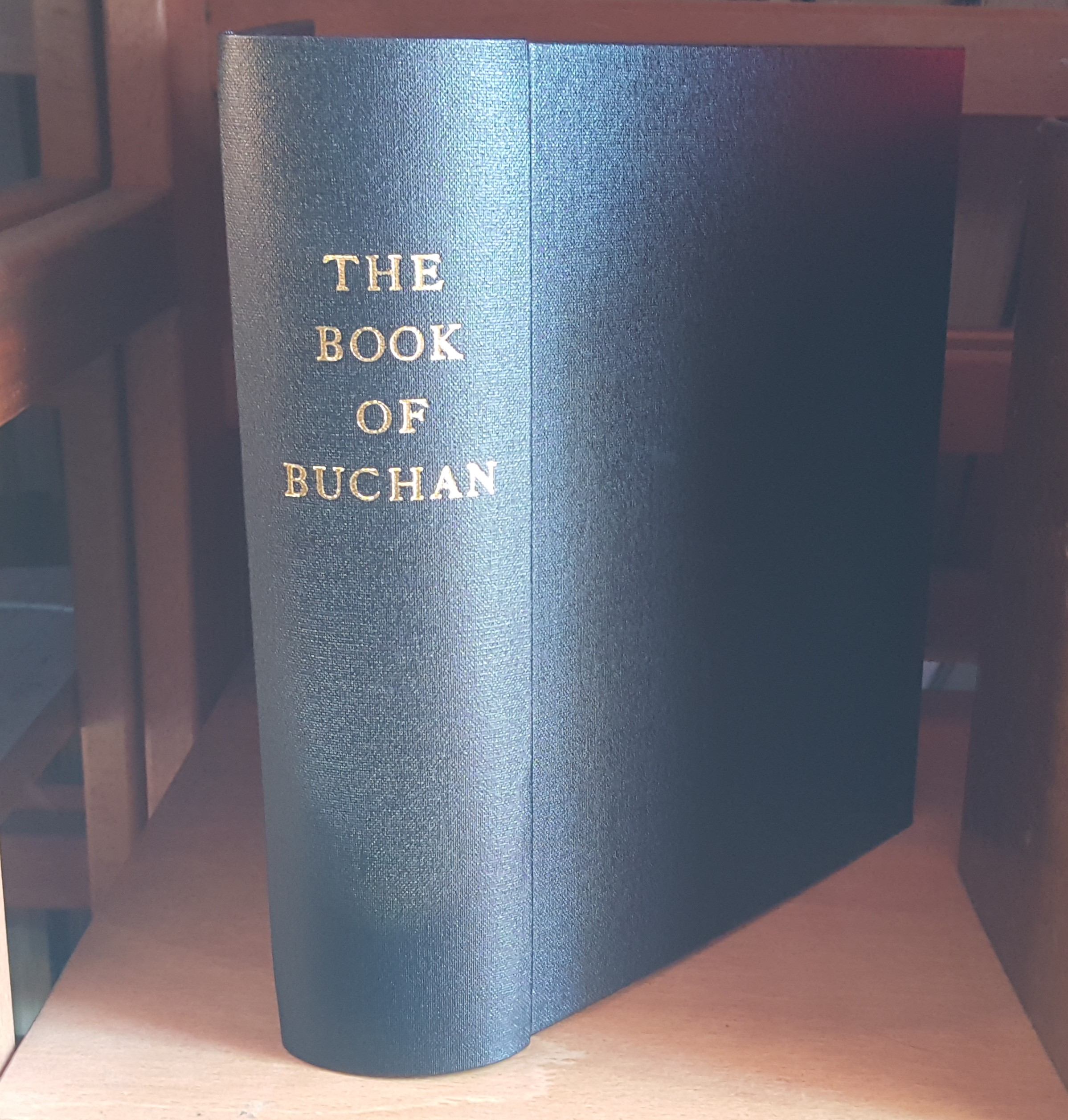 Image for The Book of Buchan: A Scientific Treatise, in Six Sections, on the Natural History of Buchan, Prehistoric Man in Aberdeenshire and the History of the North-East in Ancient, Medieval and Modern Times by Twenty-Five Contributors.