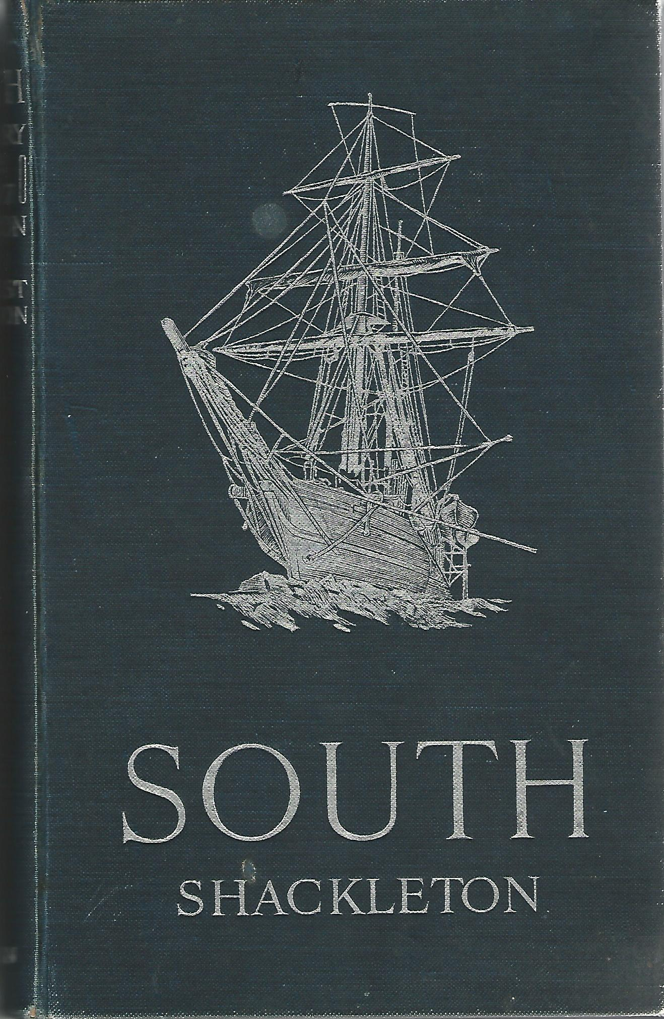 Image for South: The Story of Shackelton's Last Expedition 1914-1917.