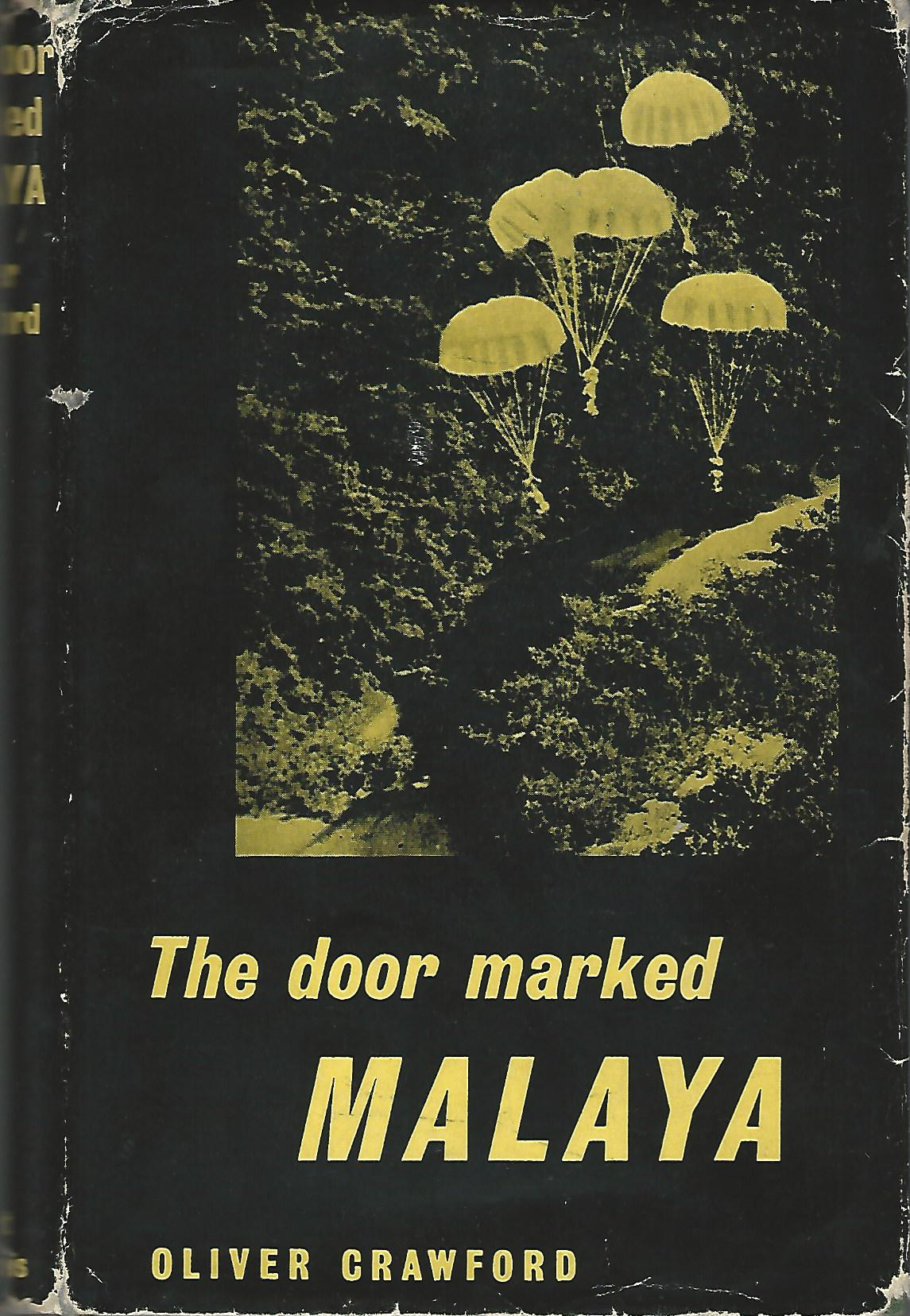 Image for The Door Marked Malaya.