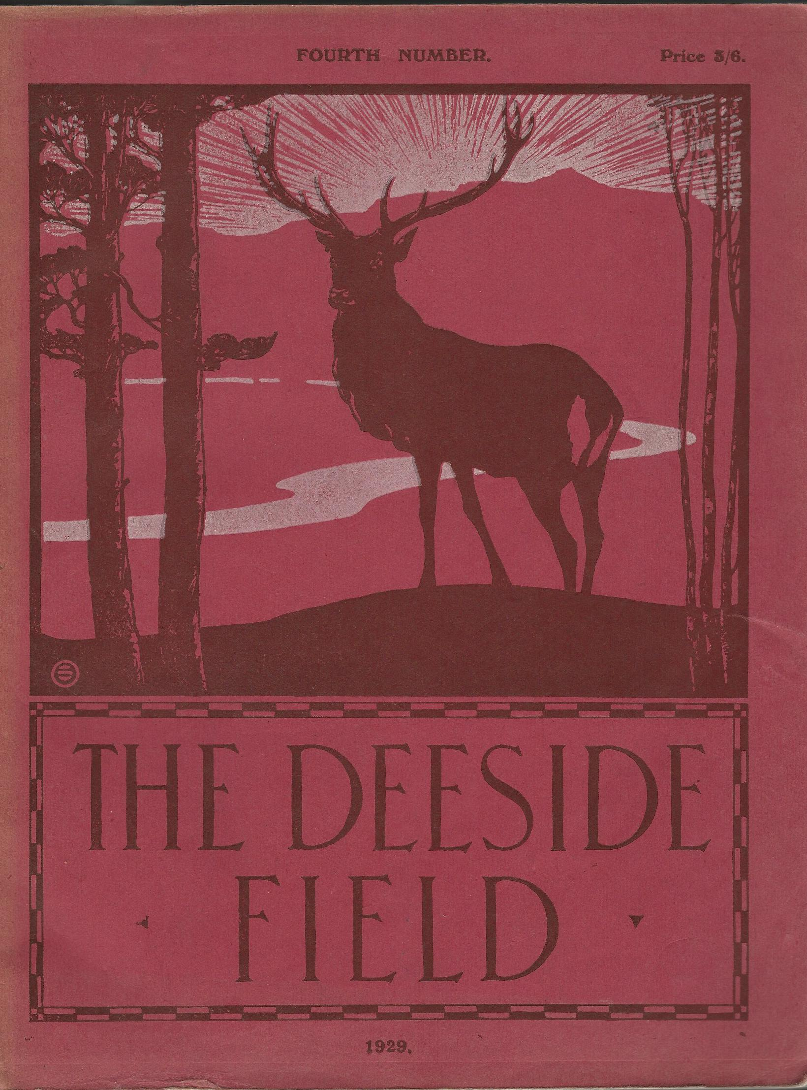 Image for The Deeside Field: Fourth Number (4)