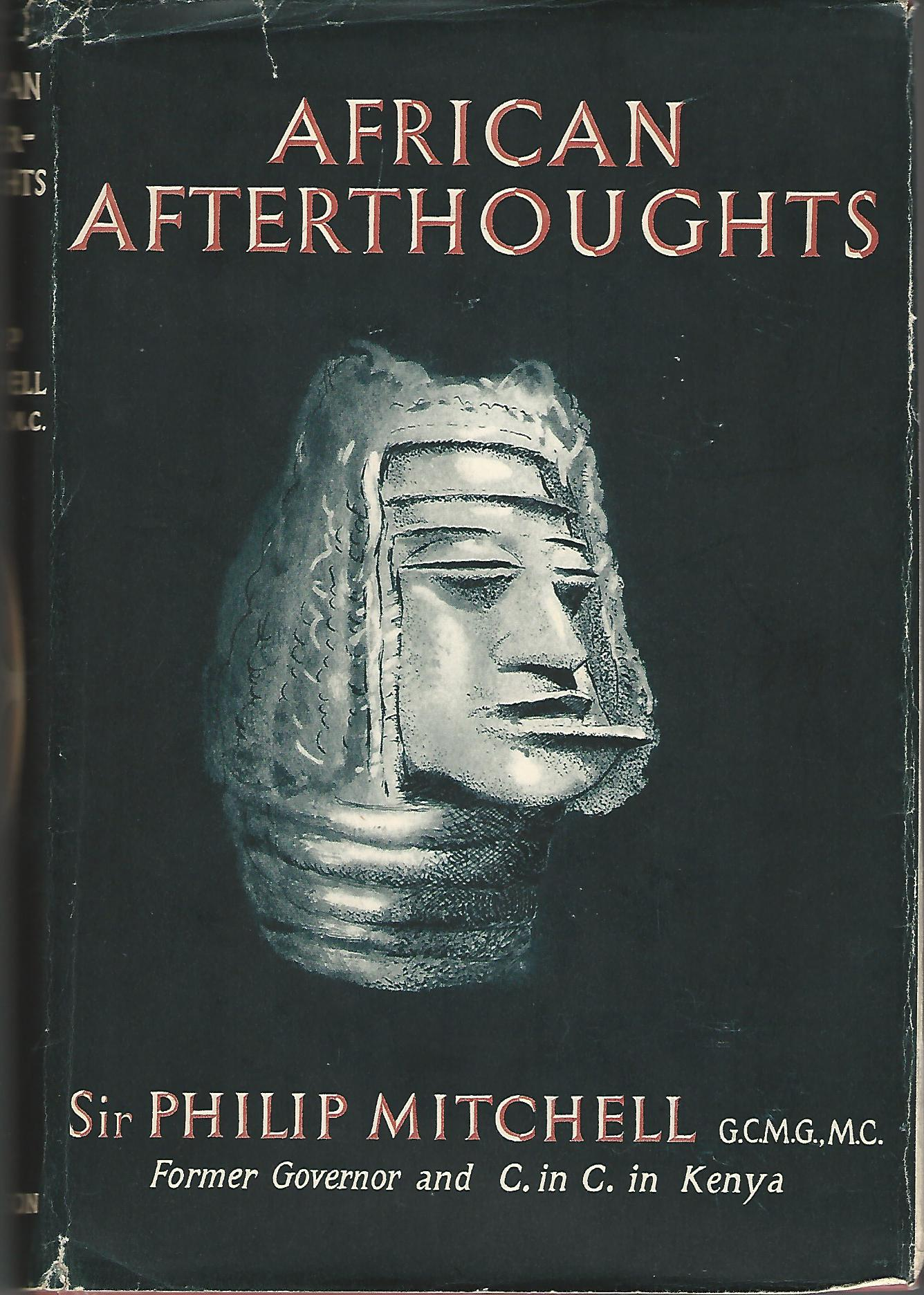 Image for African Afterthoughts.