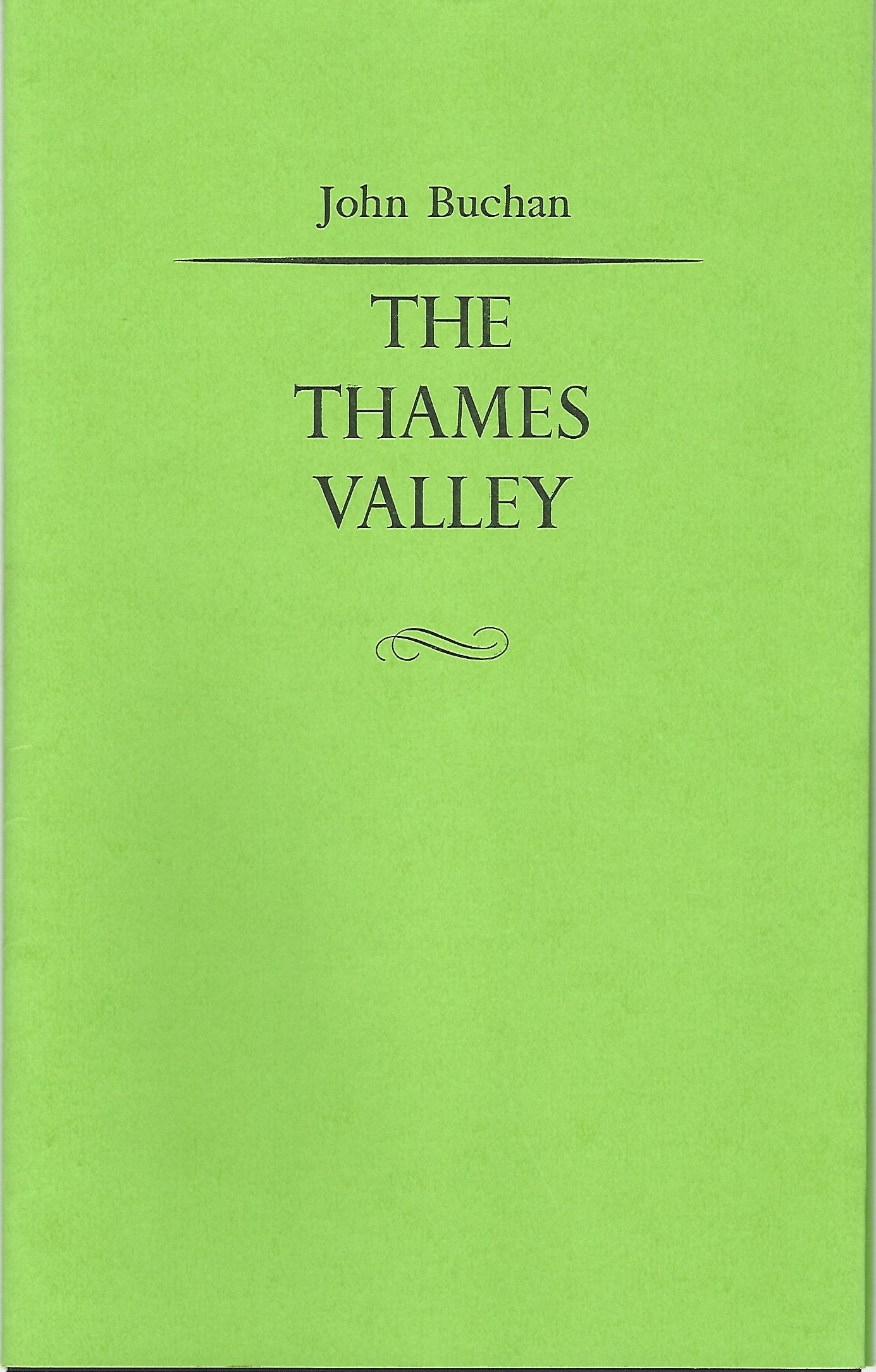 Image for The Thames Valley