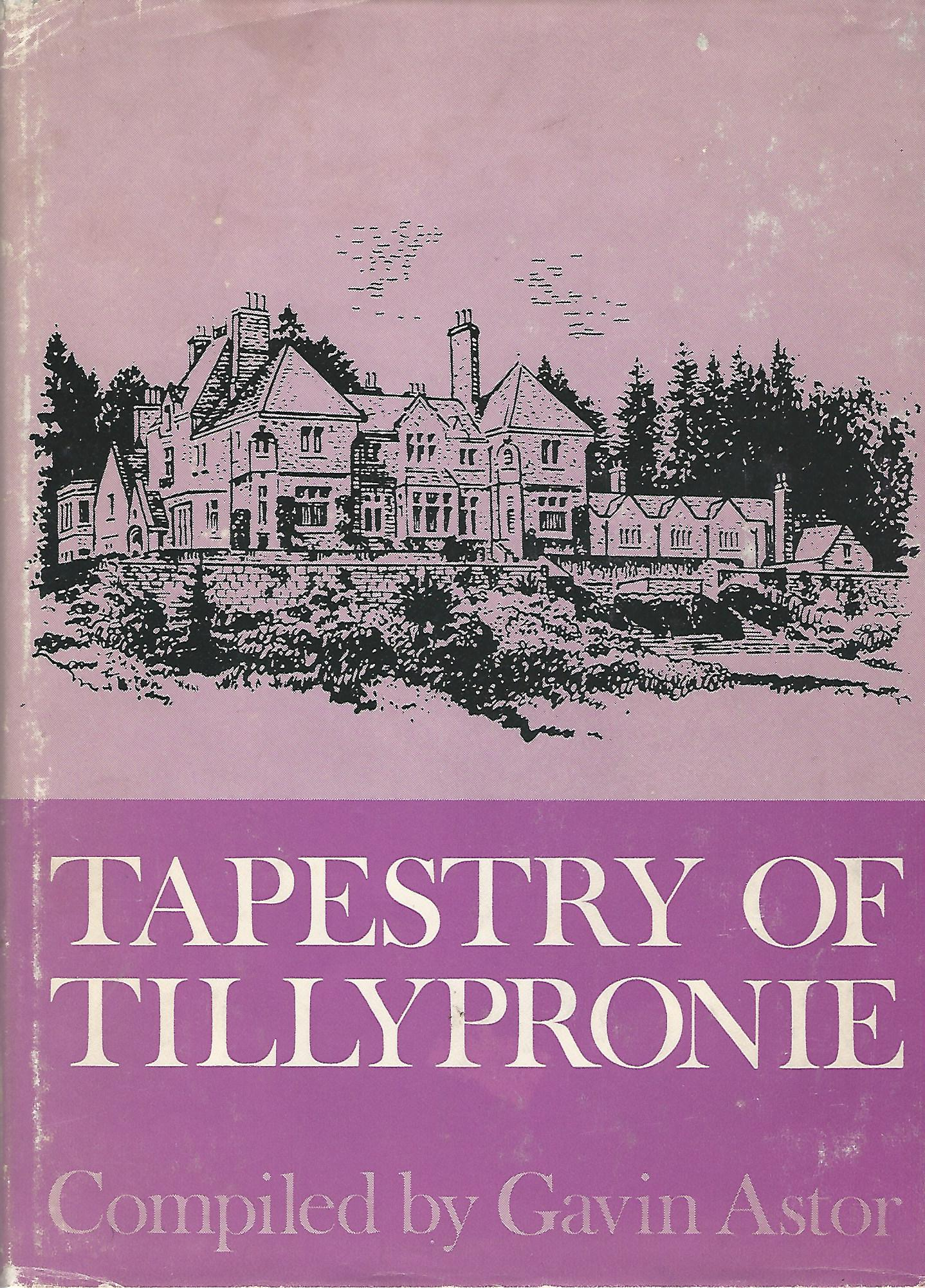 Image for Tapestry of Tillypronie.