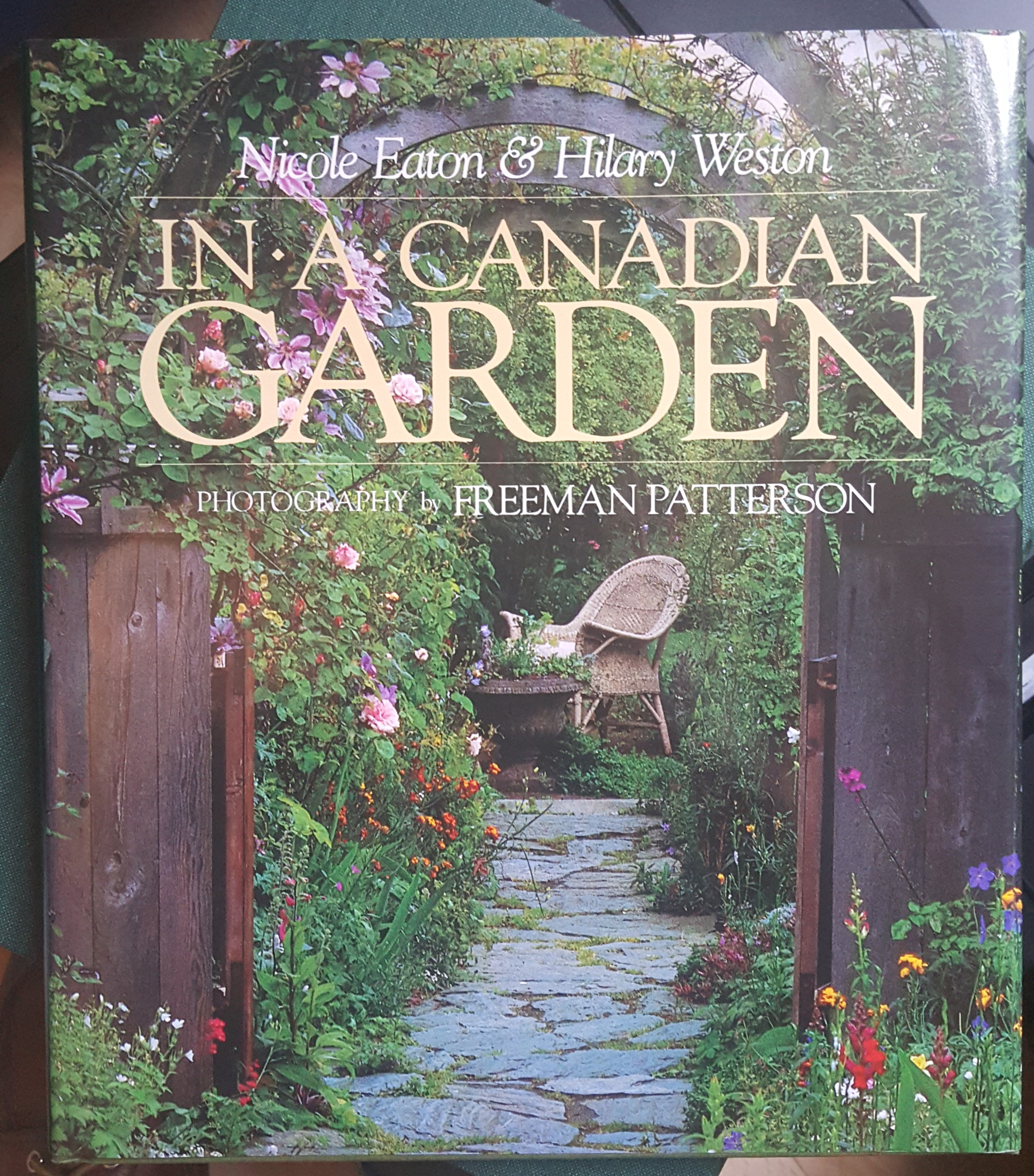 Image for In a Canadian Garden