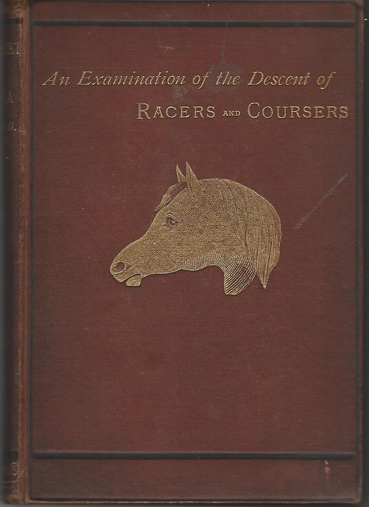 Image for Newmarket & Arabia: An Examination of the Descent of Racers and Coursers.