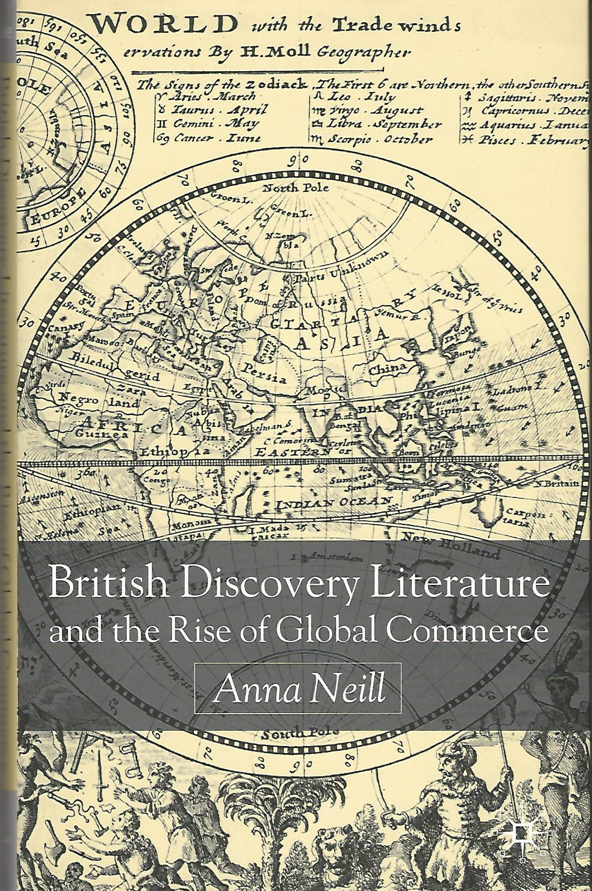 Image for British Discovery Literature and the Rise of Global Commerce