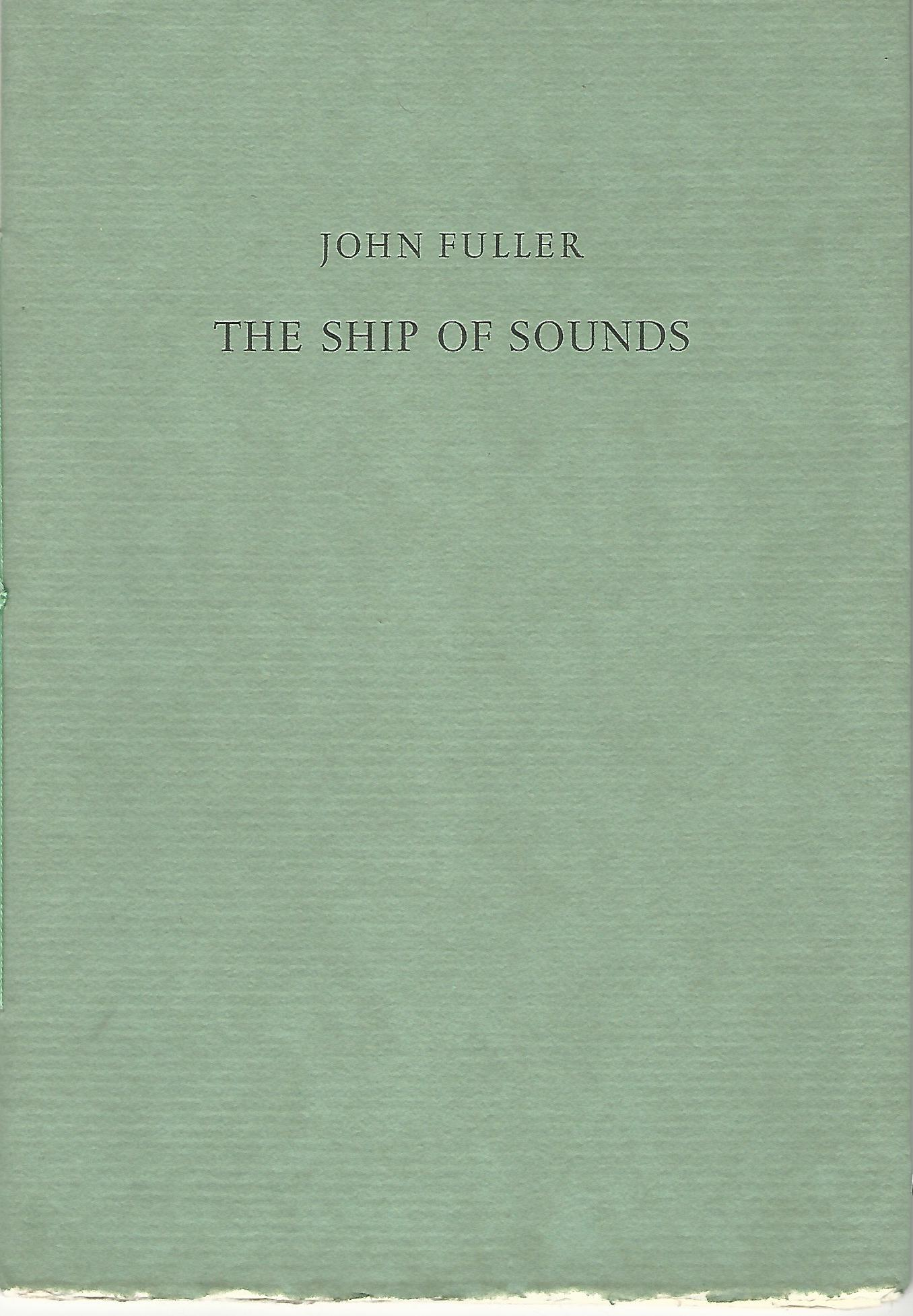 Image for The Ship of Sounds.